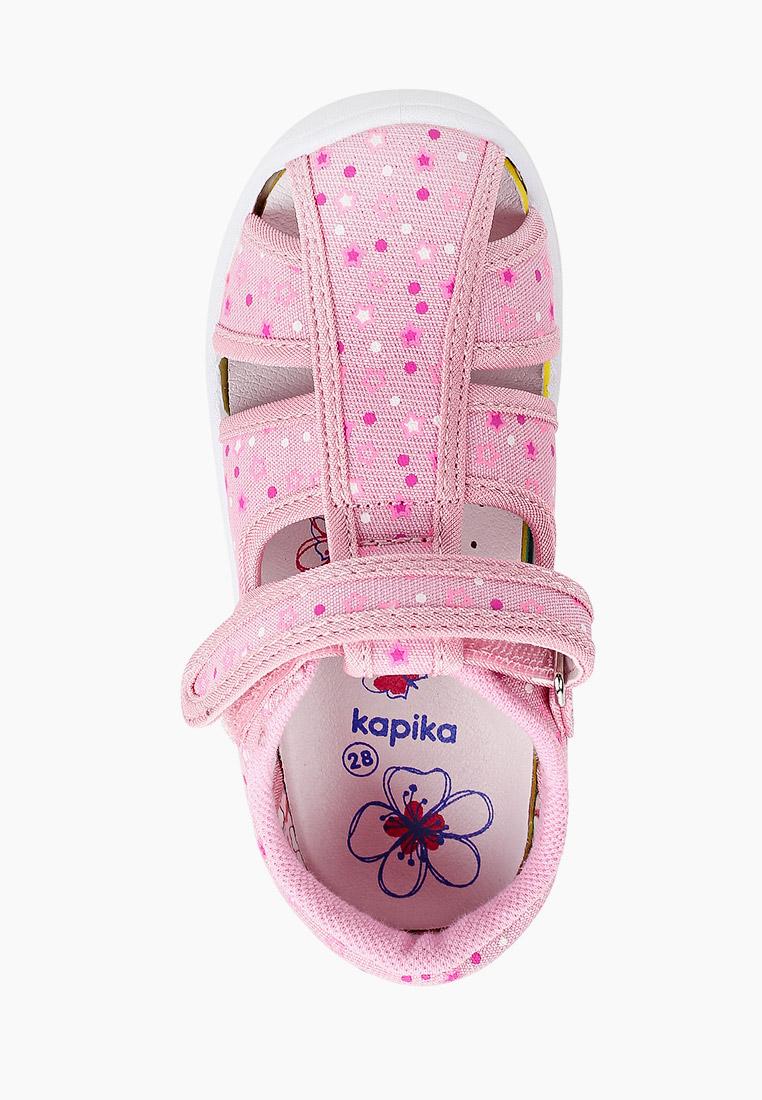 Домашняя обувь Kapika 72627-8: изображение 4