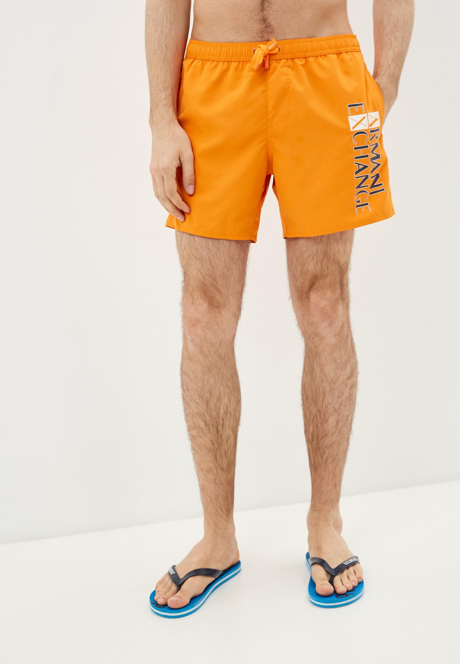 Мужские шорты для плавания Armani Exchange 953001 1P620: изображение 1