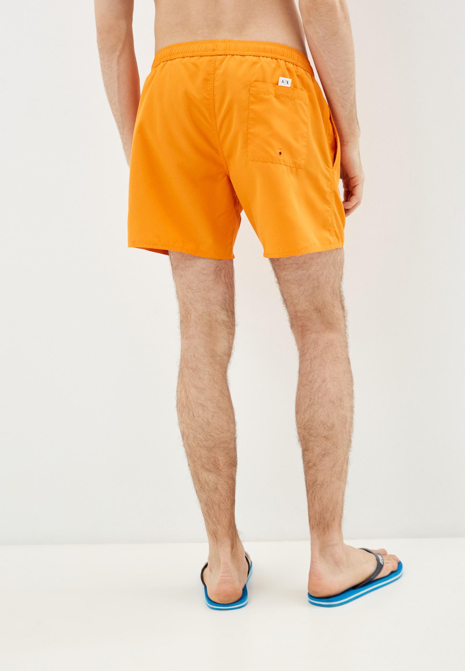 Мужские шорты для плавания Armani Exchange 953001 1P620: изображение 2