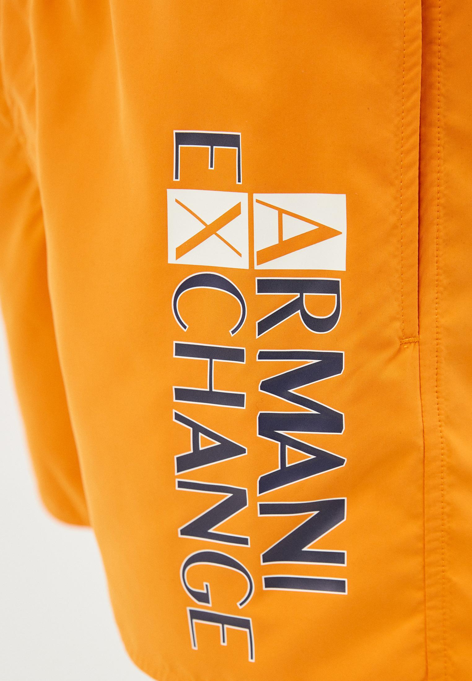 Мужские шорты для плавания Armani Exchange 953001 1P620: изображение 3