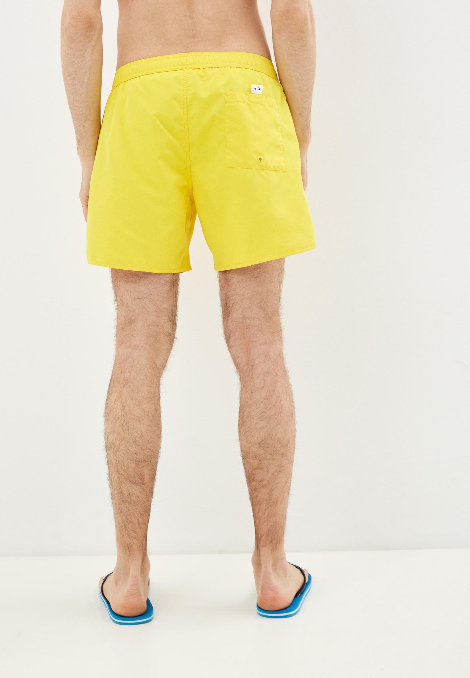 Мужские шорты для плавания Armani Exchange 953001 1P620