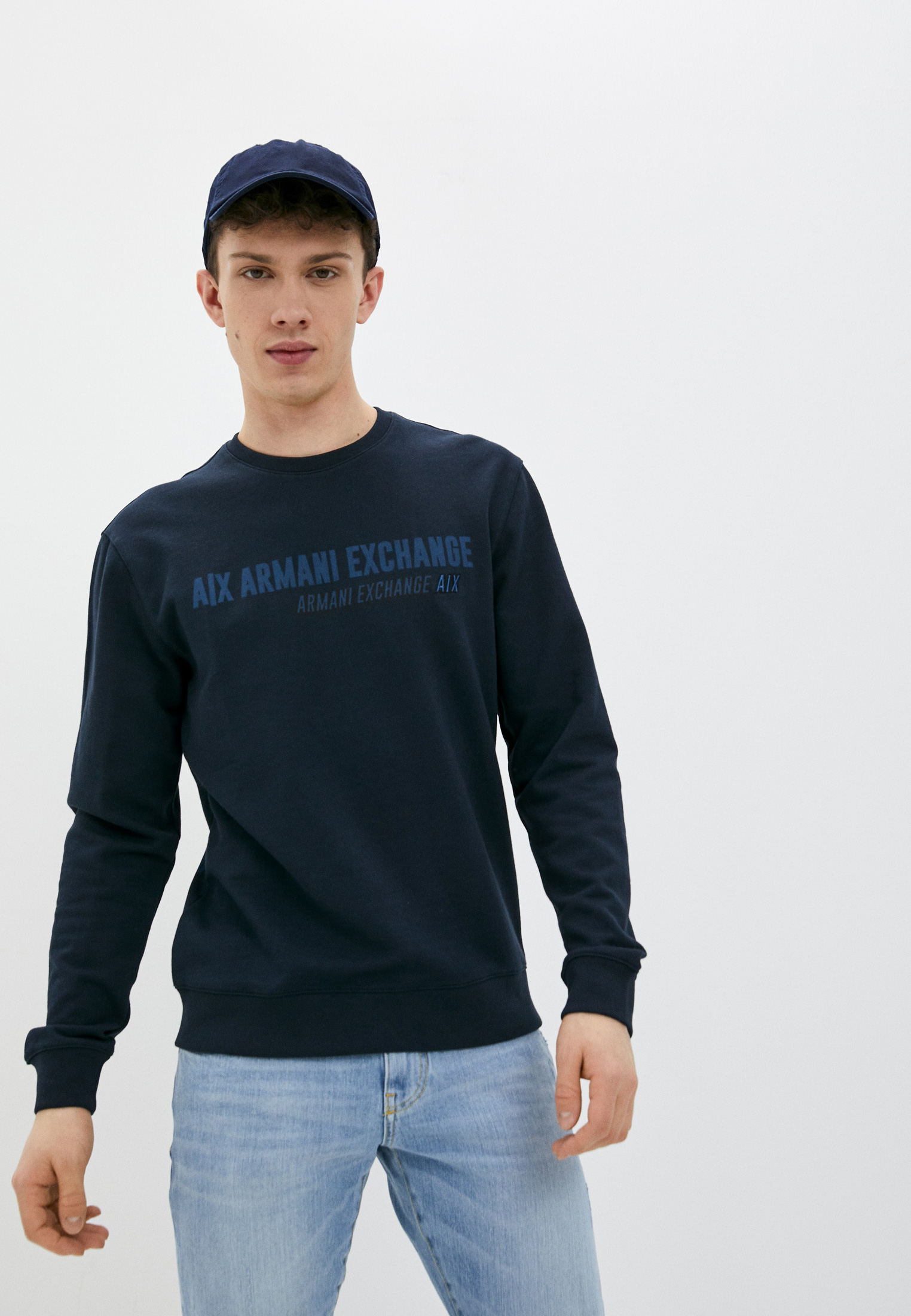Свитер Armani Exchange 3KZMAJZJ7RZ