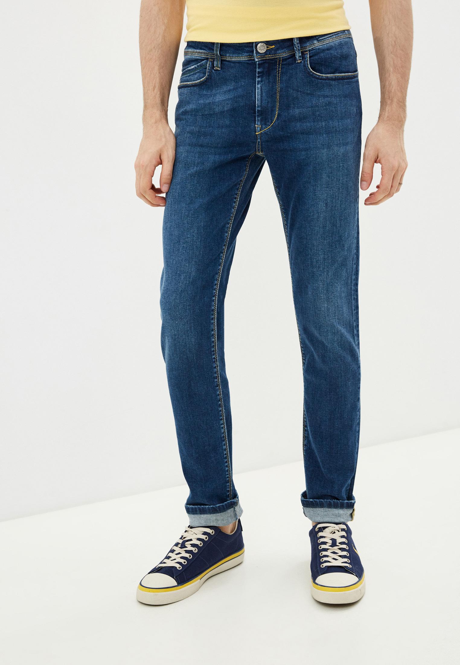 Зауженные джинсы Re-Hash P015EG