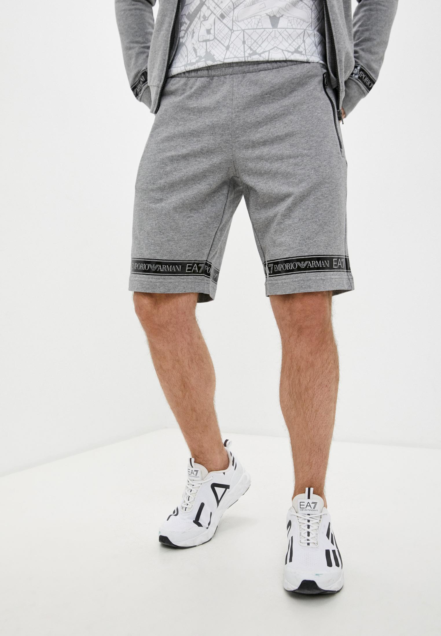 Мужские спортивные шорты EA7 3KPS56 PJ05Z