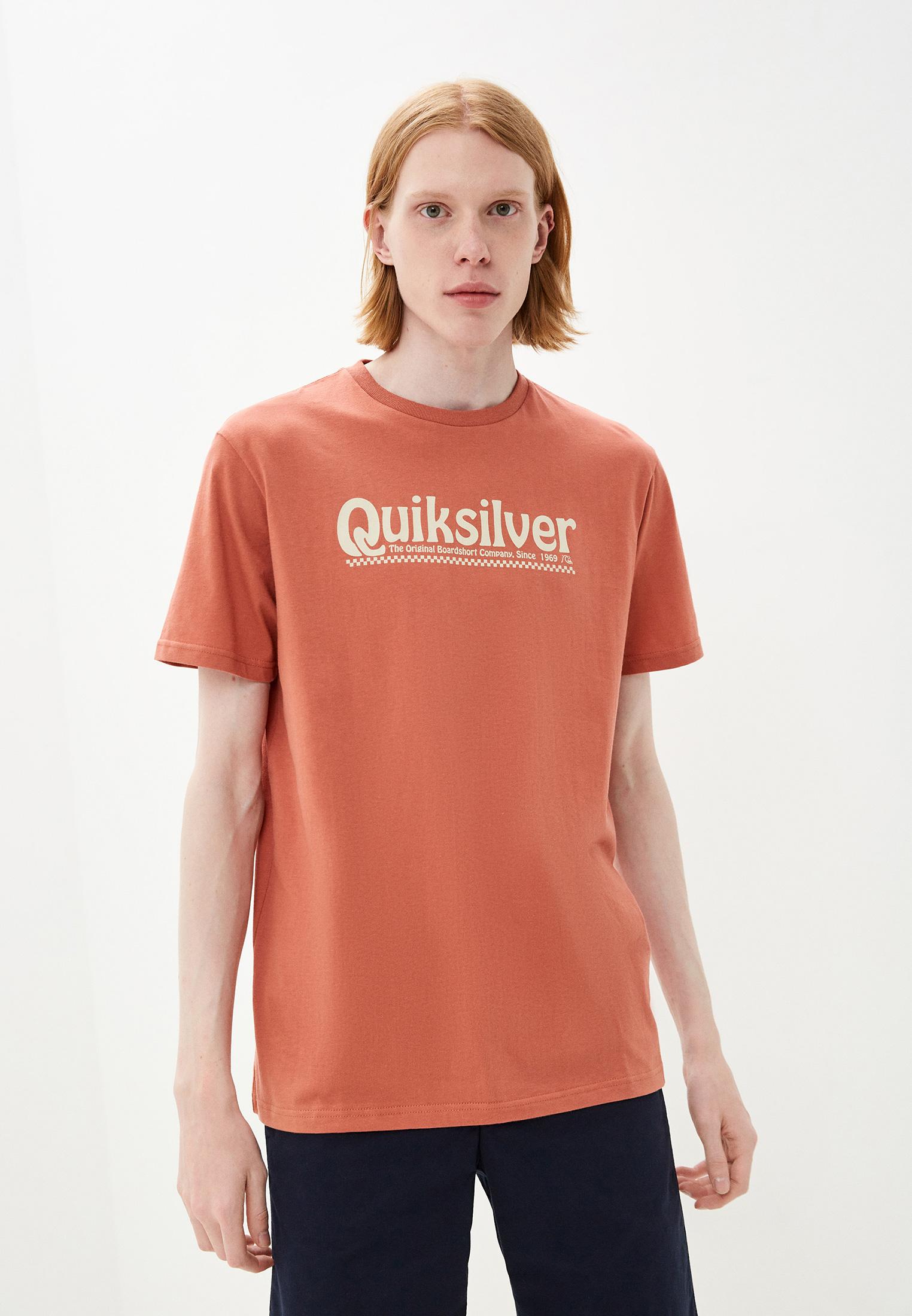 Футболка Quiksilver (Квиксильвер) EQYZT05754