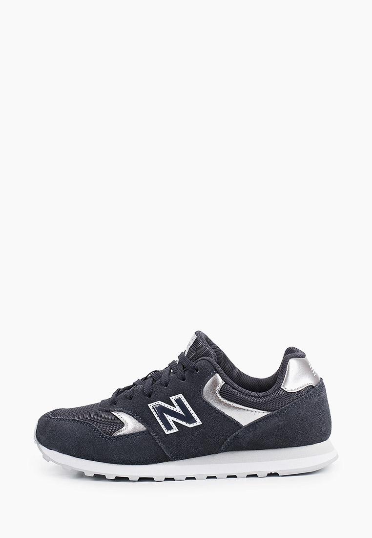 Женские кроссовки New Balance (Нью Баланс) WL393MLC