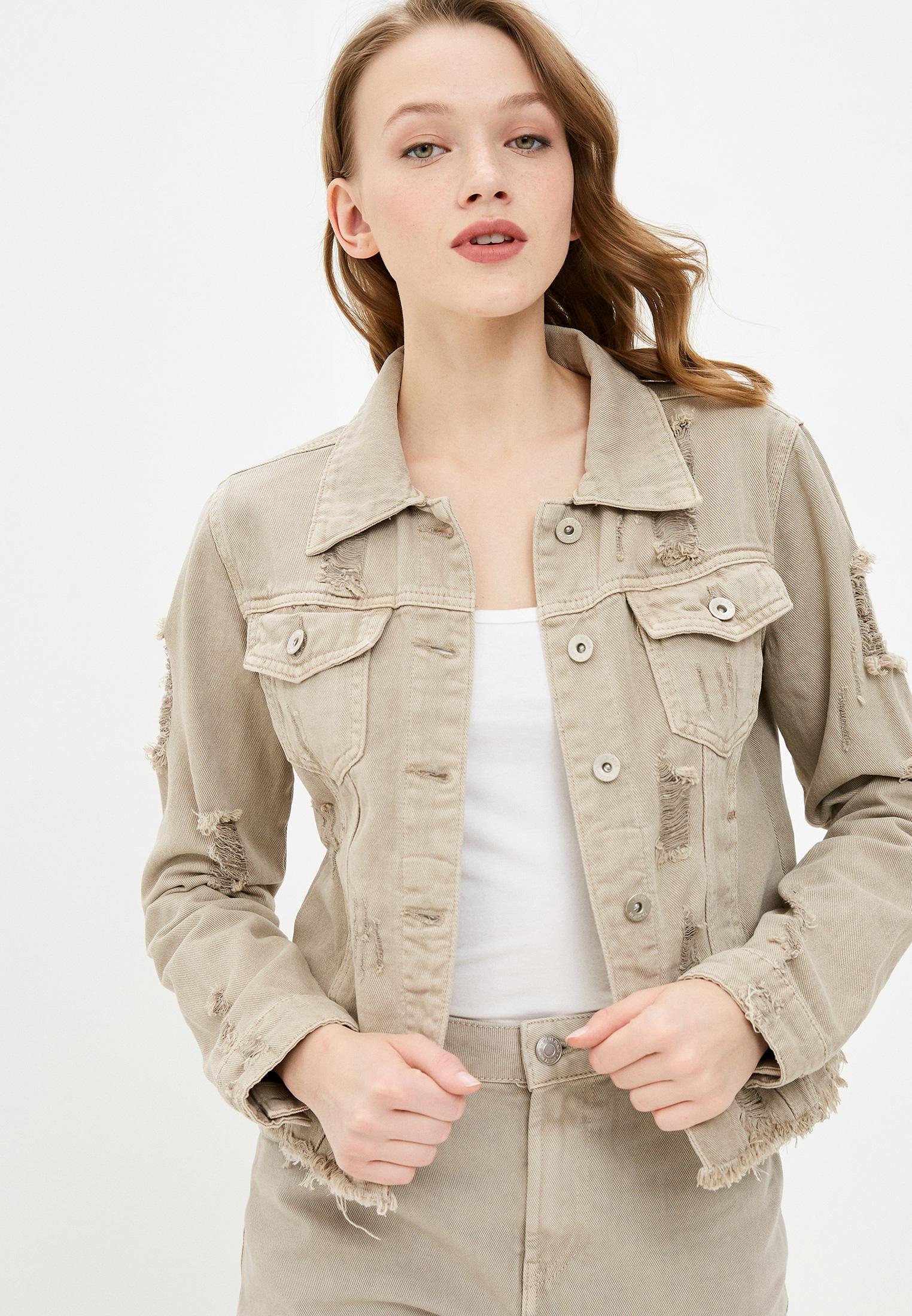 Джинсовая куртка B.Style Куртка джинсовая B.Style