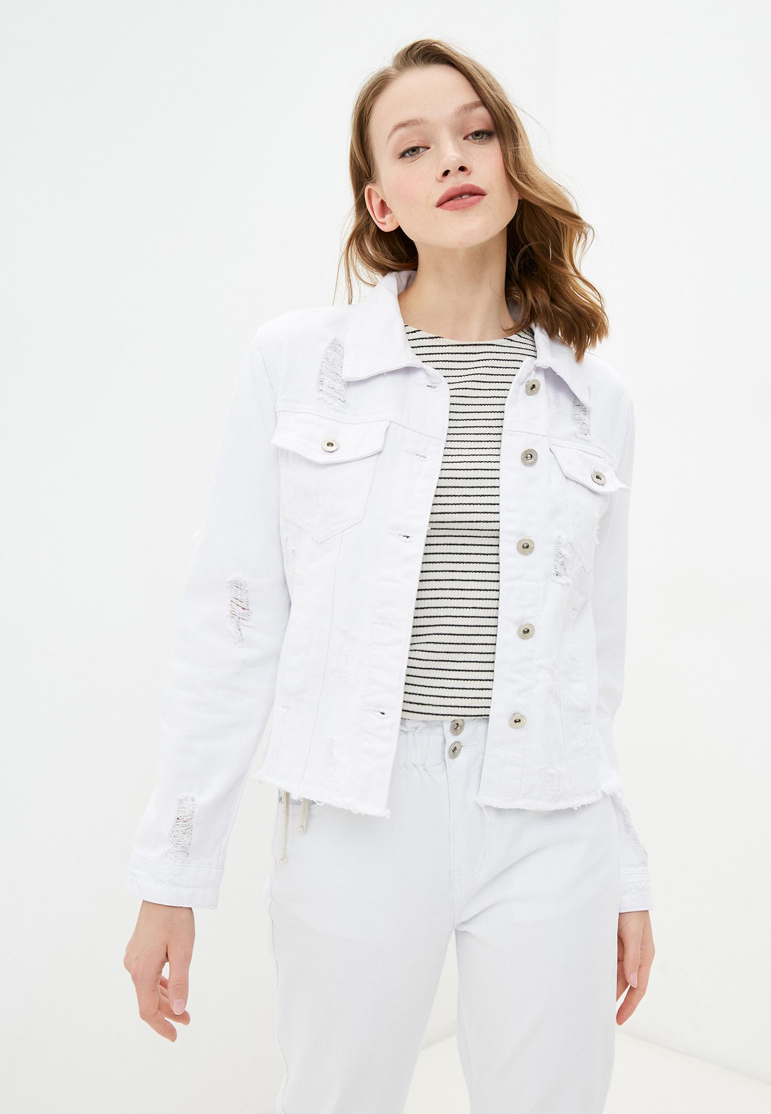 Джинсовая куртка B.Style NR12-2A131: изображение 1