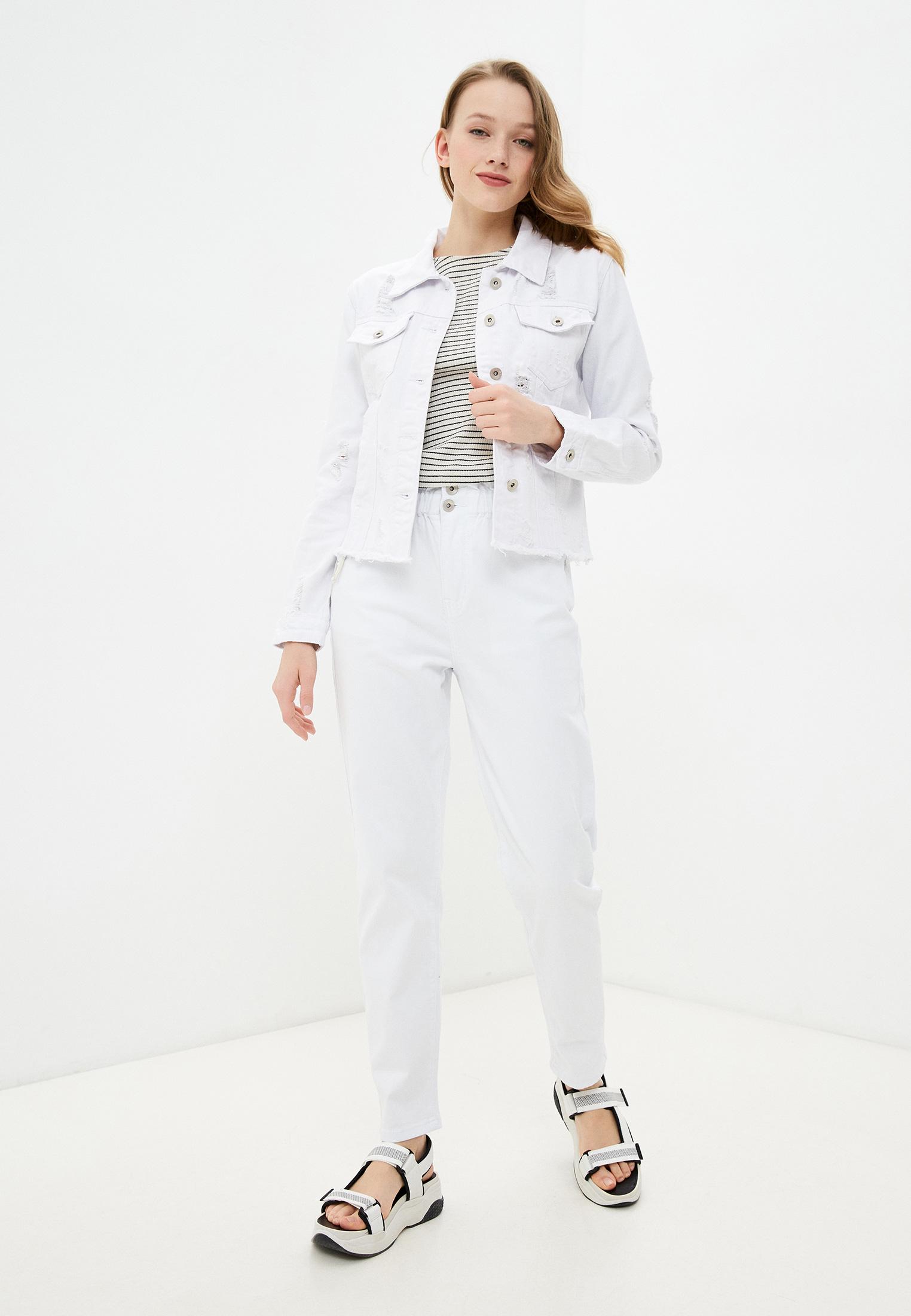 Джинсовая куртка B.Style NR12-2A131: изображение 2