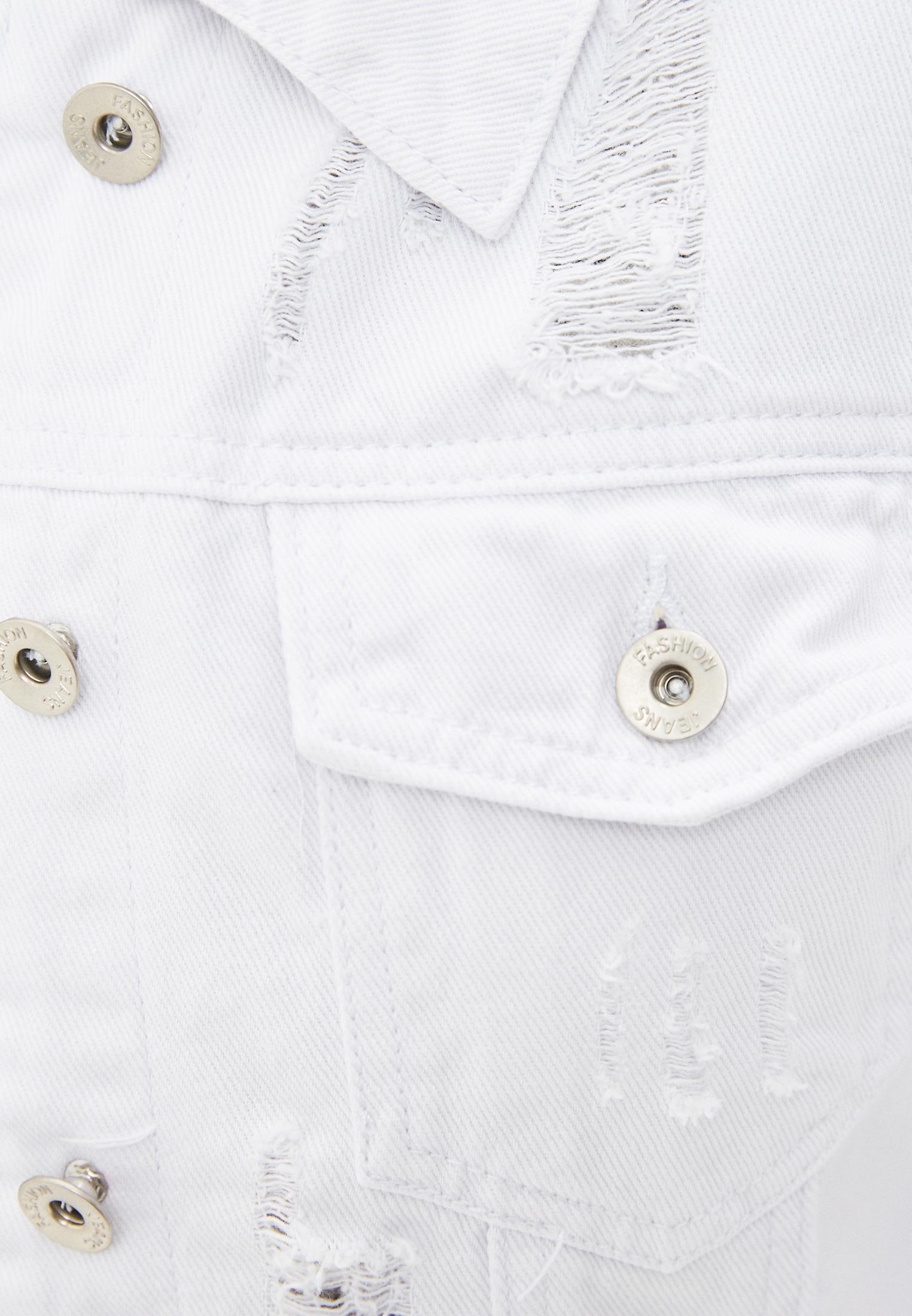 Джинсовая куртка B.Style NR12-2A131: изображение 4