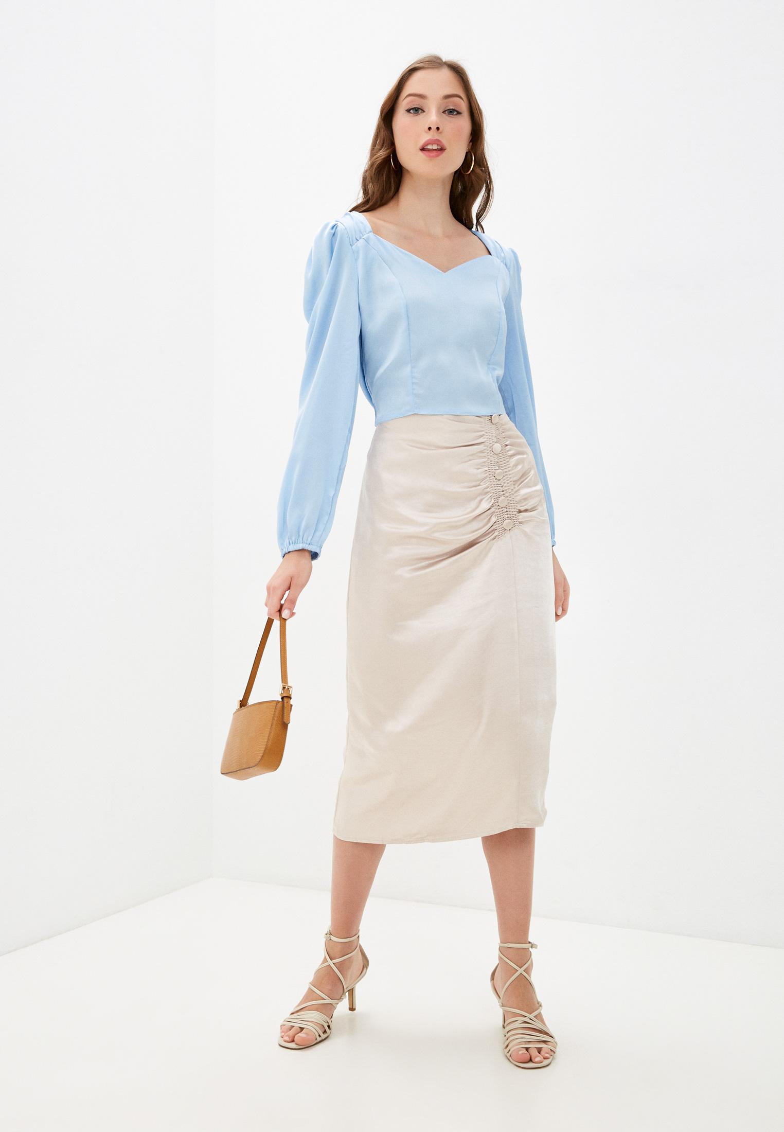 Блуза B.Style NR12-4052: изображение 2