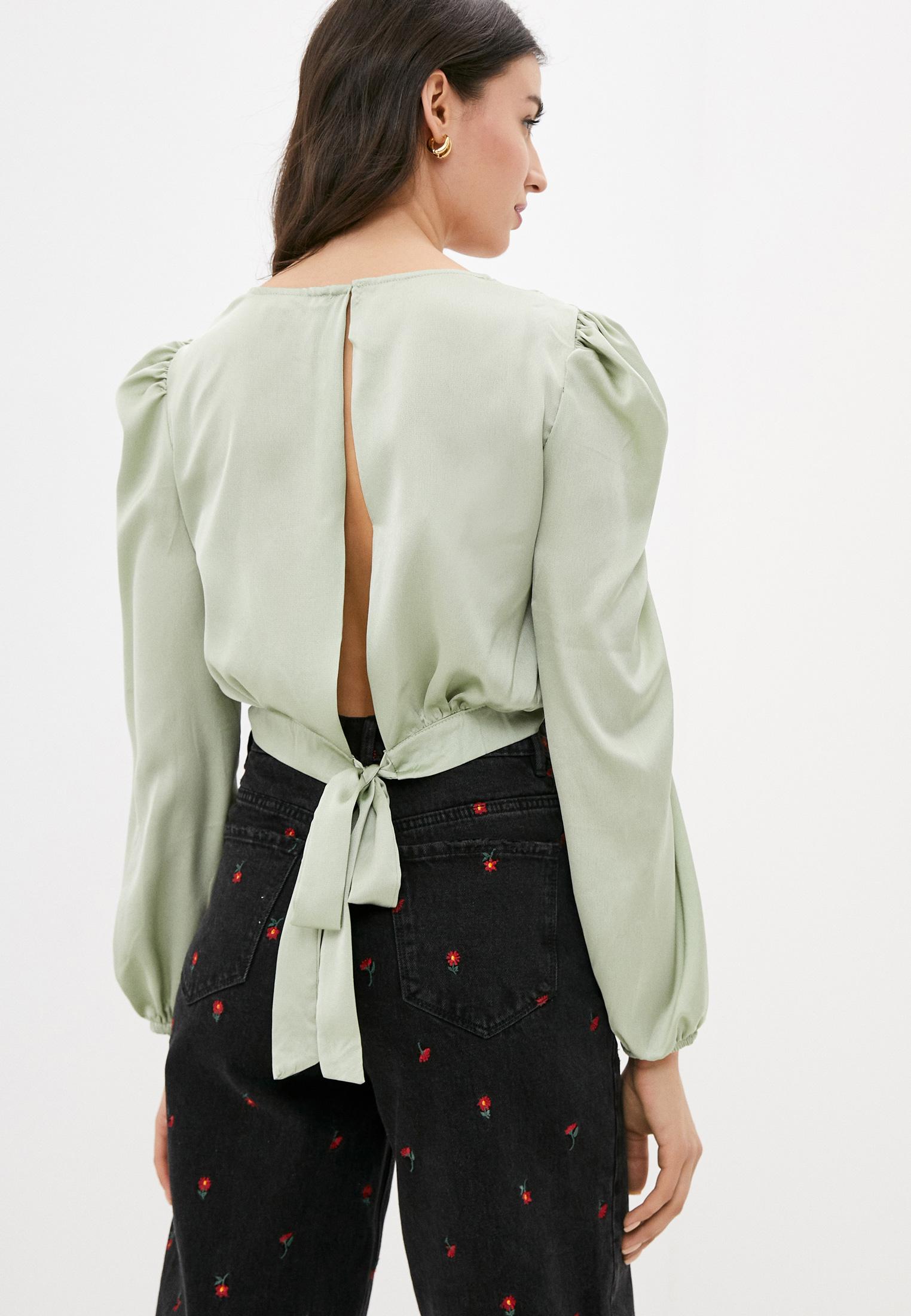 Блуза B.Style NR12-4052: изображение 3