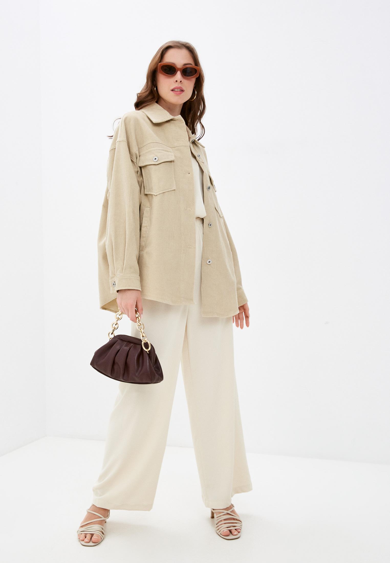 Женские рубашки с длинным рукавом B.Style NR12-4408: изображение 2