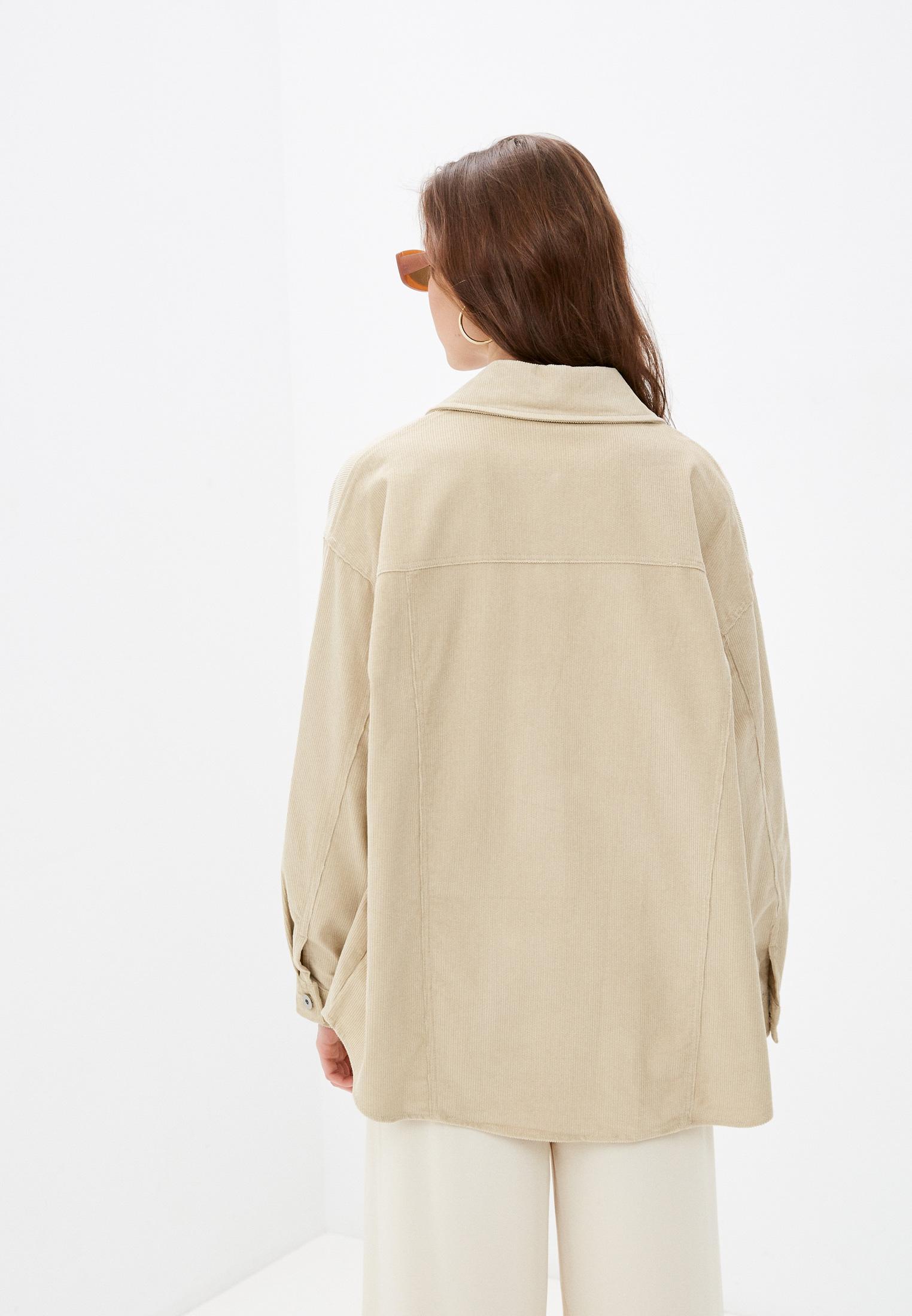 Женские рубашки с длинным рукавом B.Style NR12-4408: изображение 3