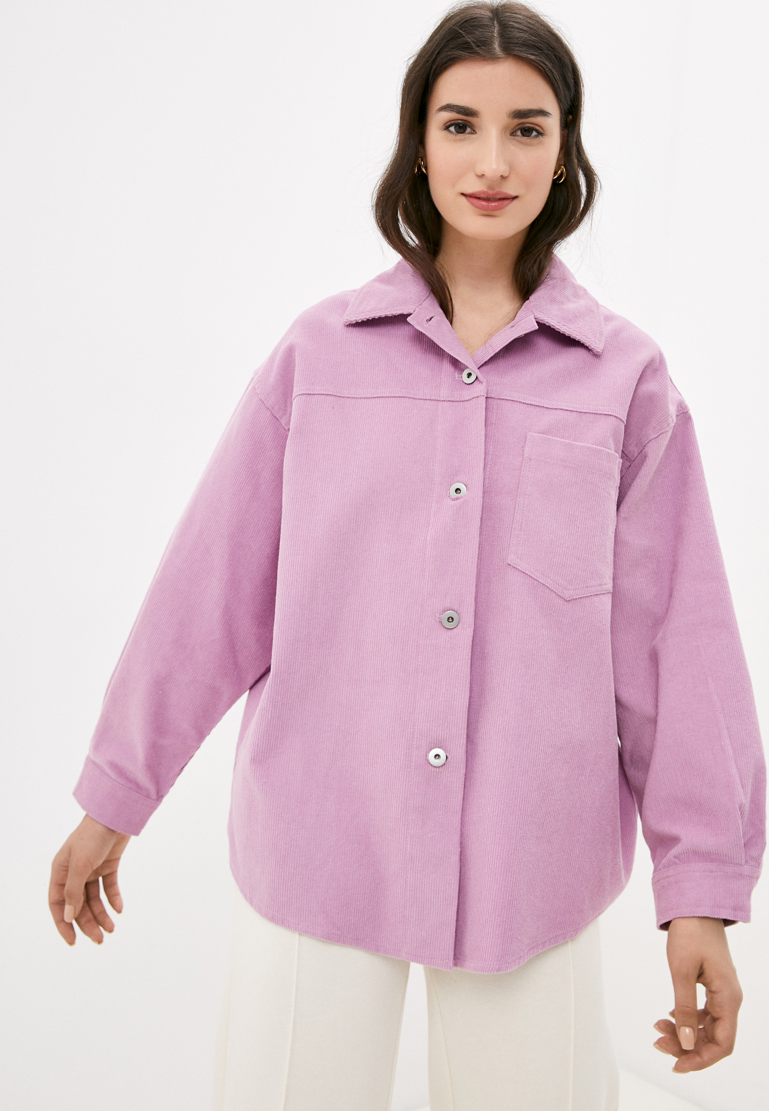 Женские рубашки с длинным рукавом B.Style Рубашка B.Style