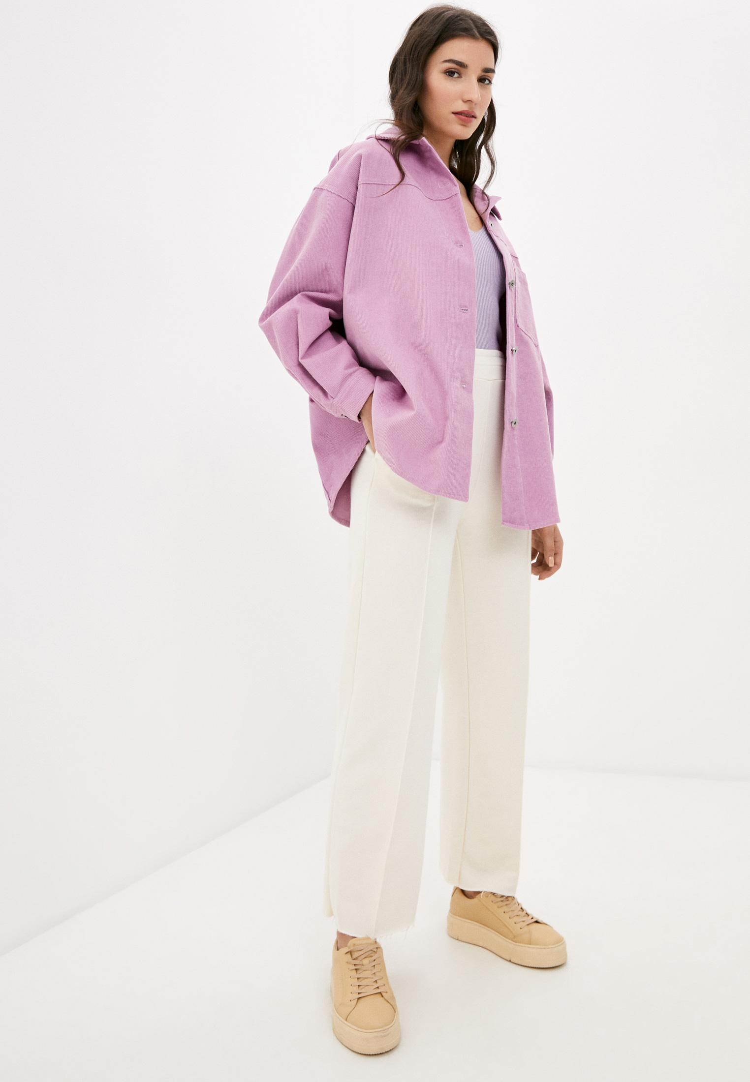 Женские рубашки с длинным рукавом B.Style NR12-4409: изображение 2