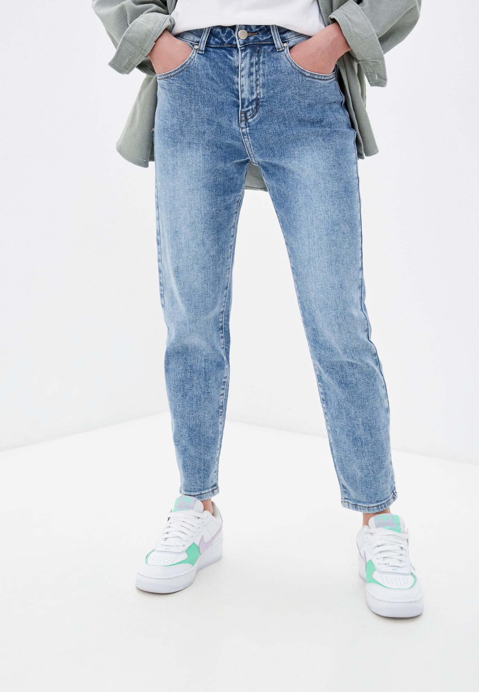 Прямые джинсы B.Style NR12-AB234