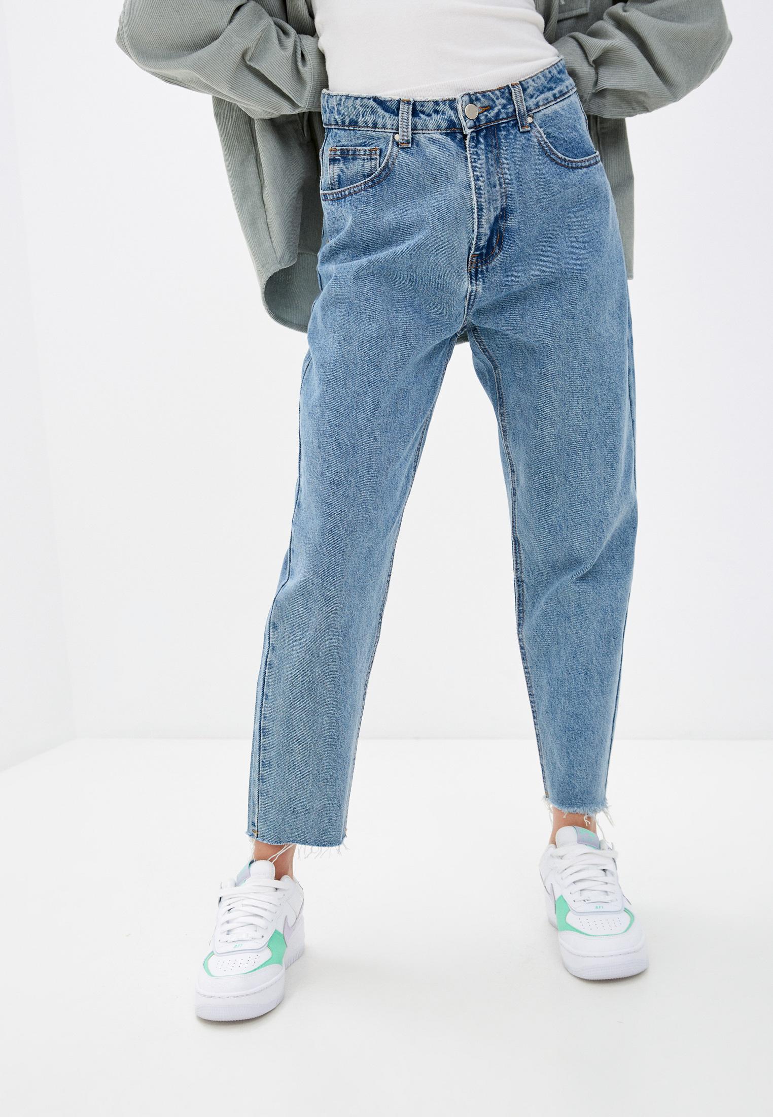 Прямые джинсы B.Style NR12-AB235