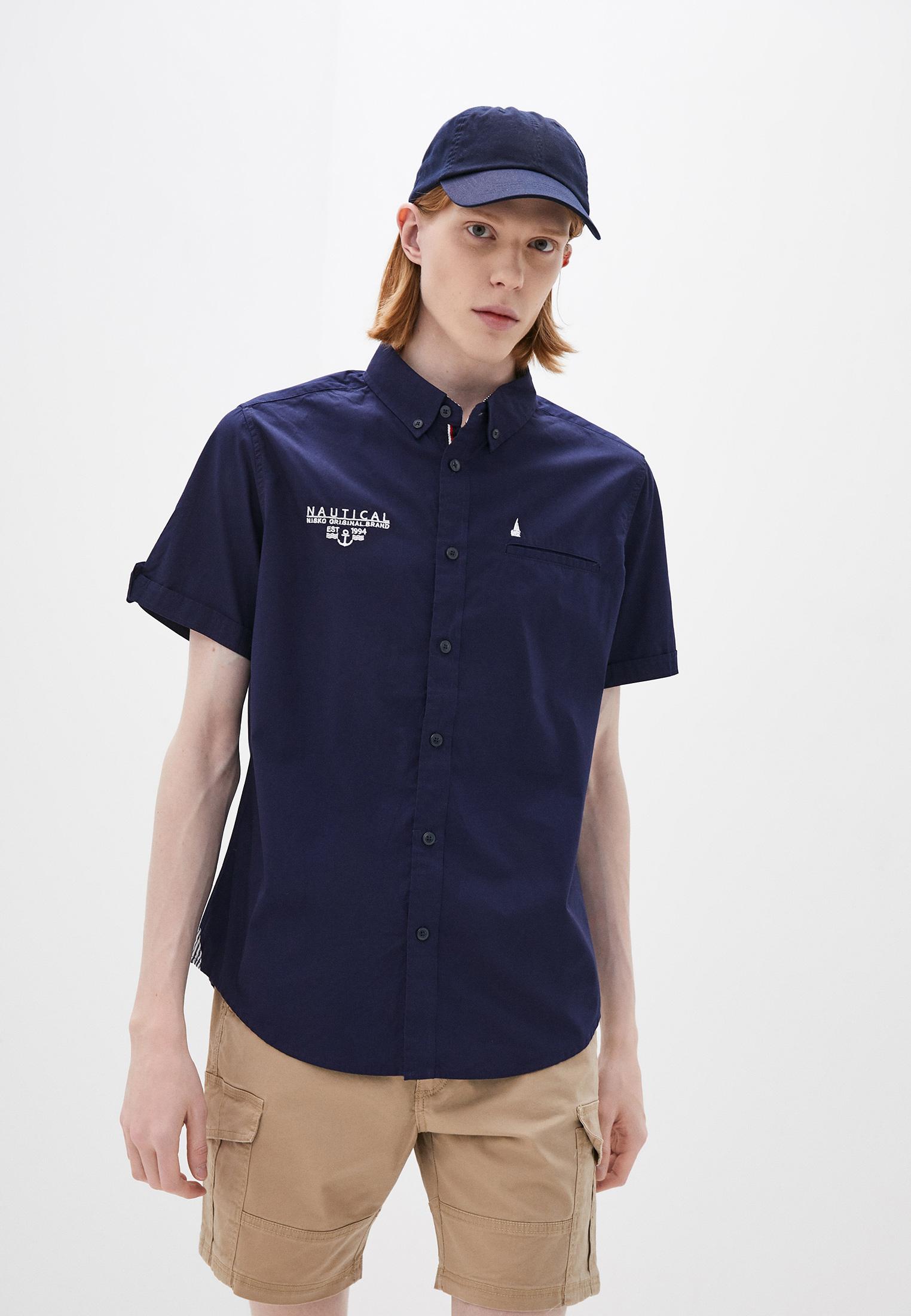Рубашка с длинным рукавом Nisko 1361
