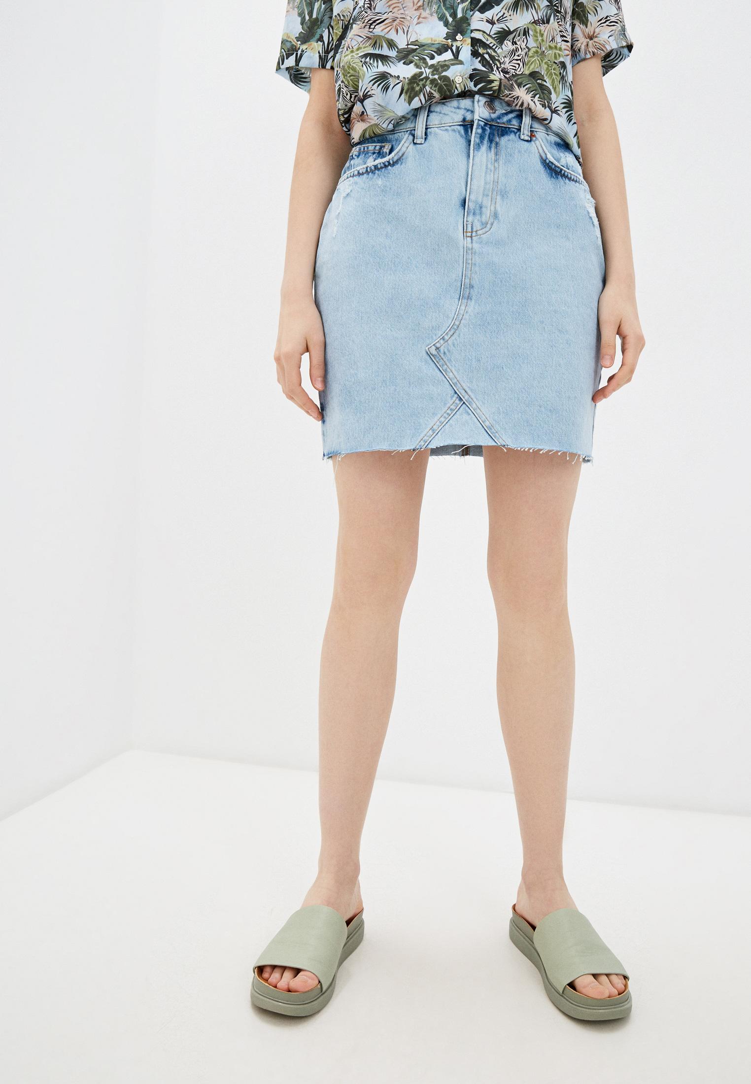 Джинсовая юбка Koton Юбка джинсовая Koton