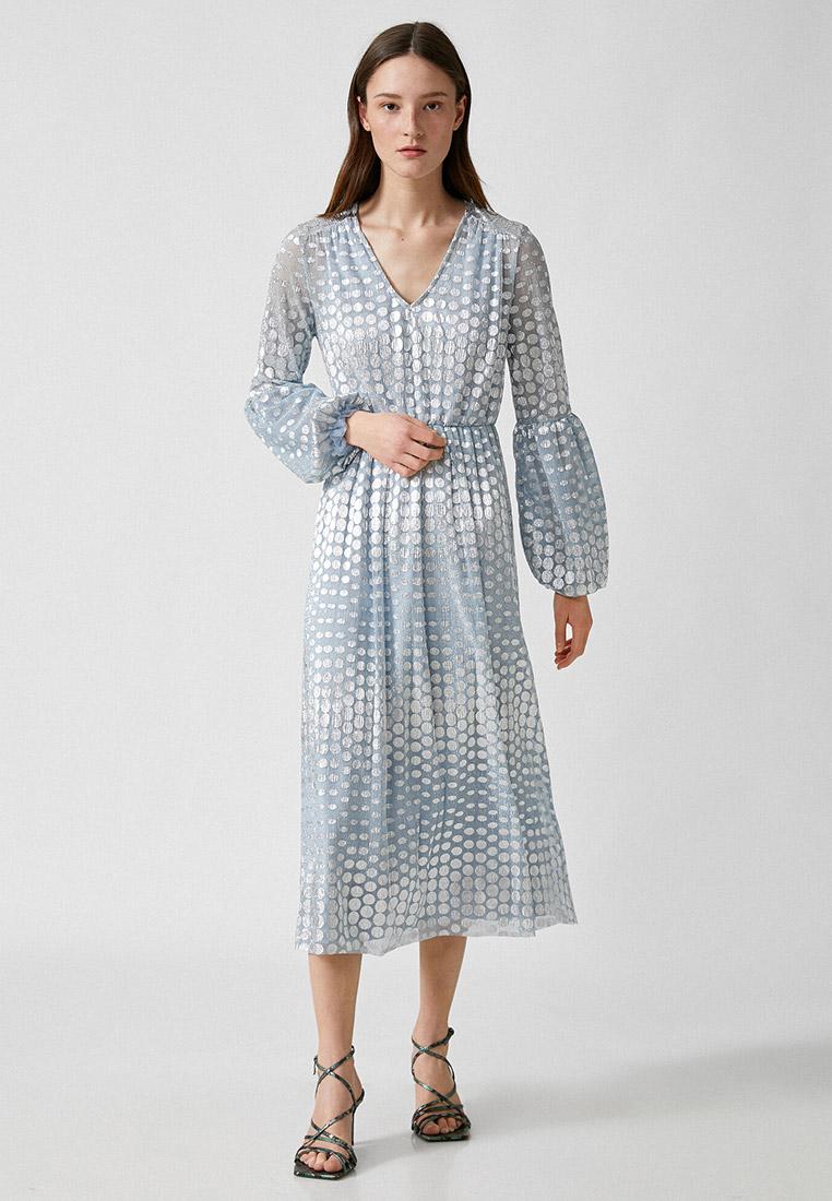 Платье Koton 1YAK84409FK
