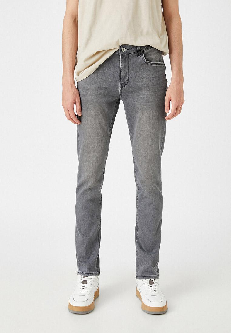Зауженные джинсы Koton 1YAM43017LD