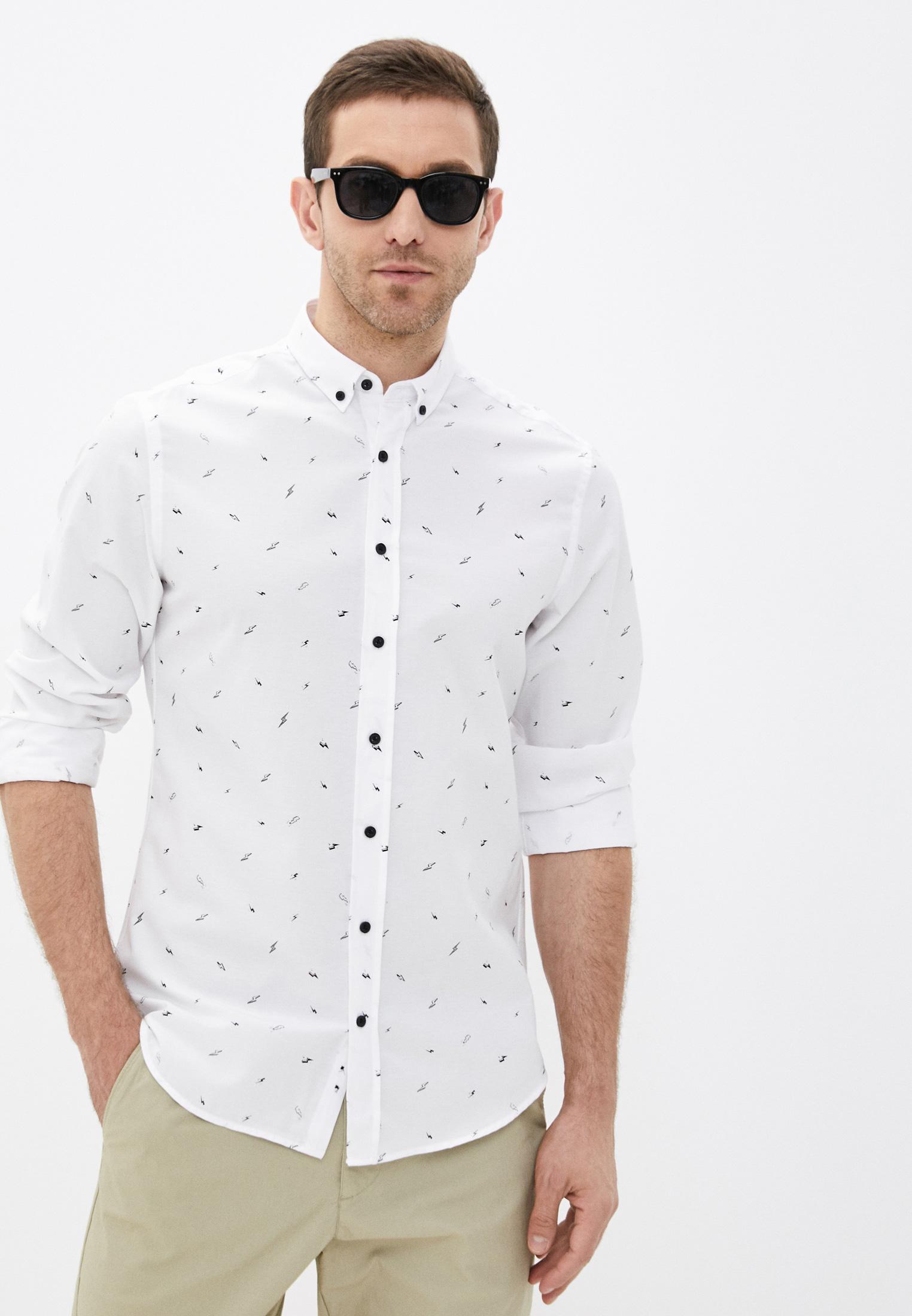Рубашка с длинным рукавом Koton 1YAM64406OW