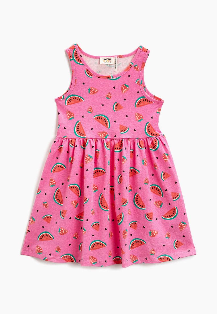 Повседневное платье Koton 1YKG17159OK