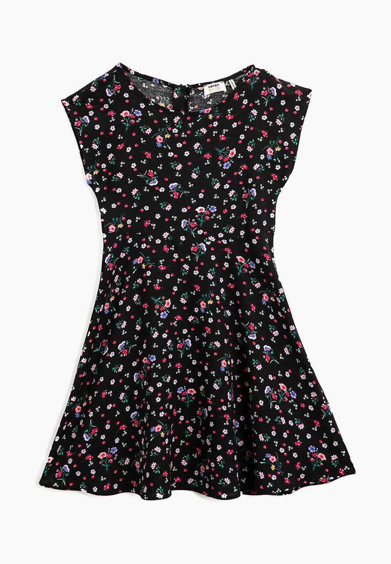 Повседневное платье Koton 1YKG87599OW