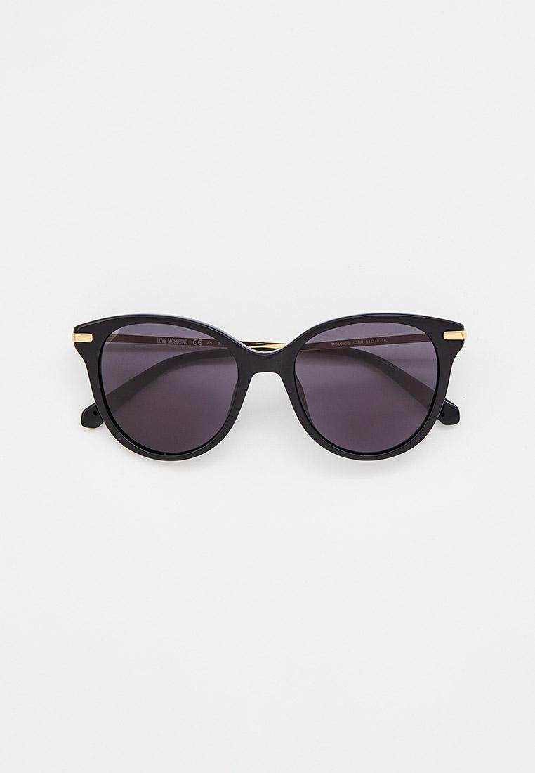Женские солнцезащитные очки Love Moschino MOL030/S