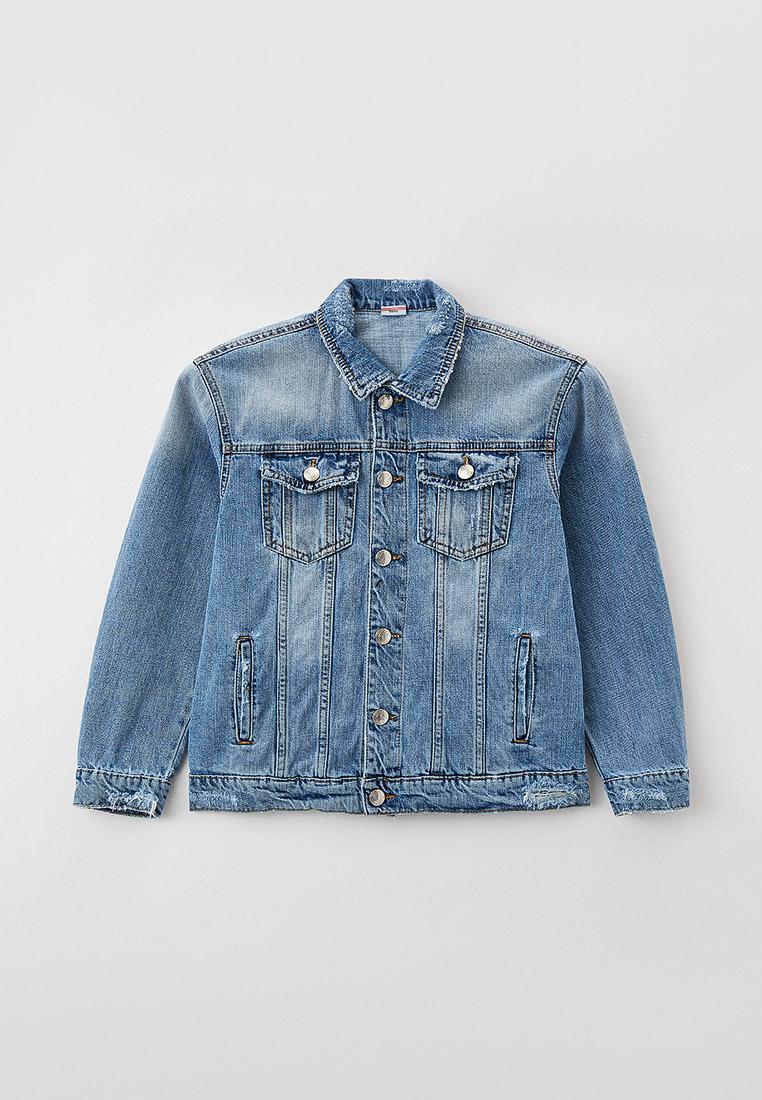 Ветровка GCDS Mini Куртка джинсовая GCDS Mini