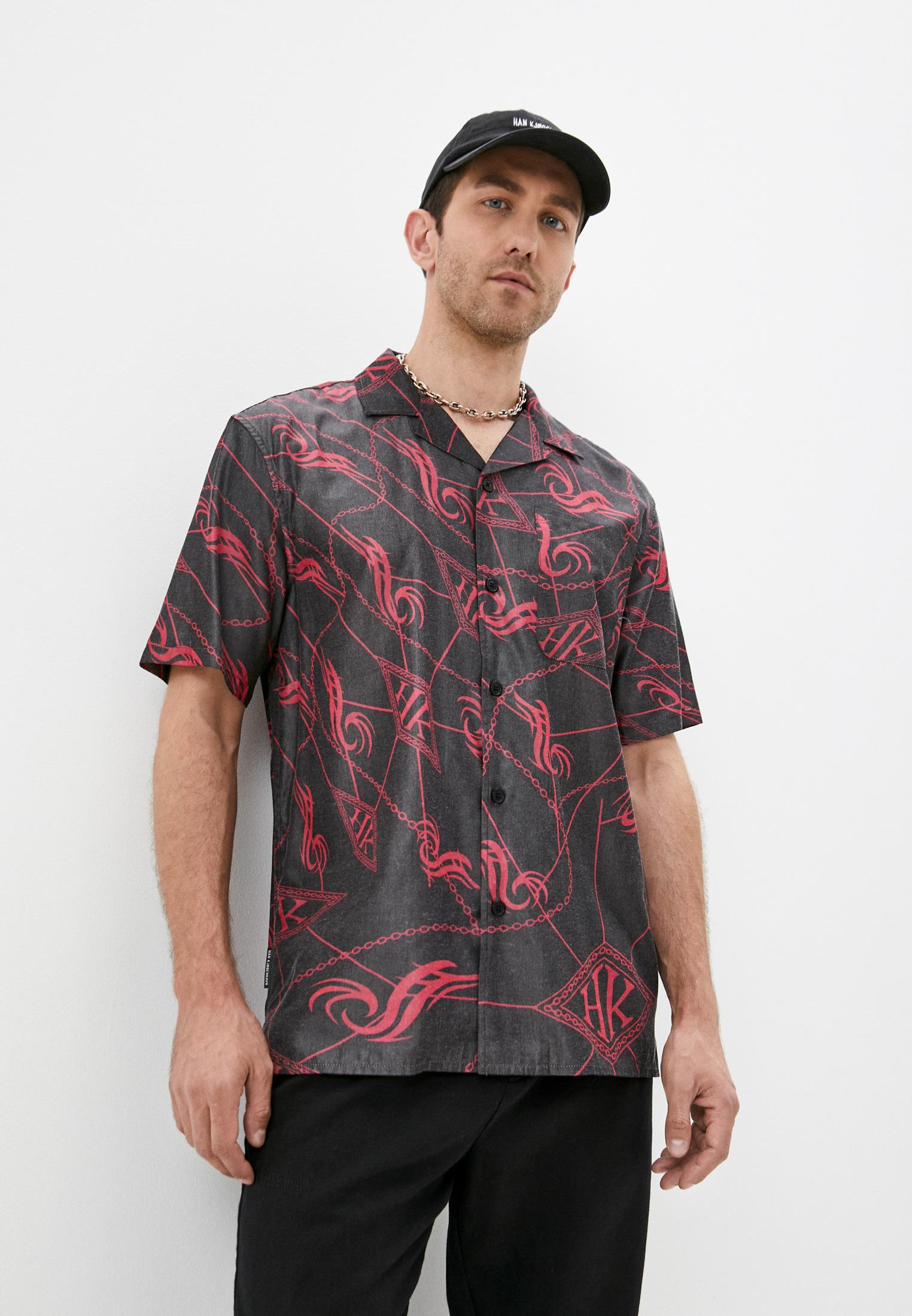 Рубашка с коротким рукавом Han Kjobenhavn M-130373