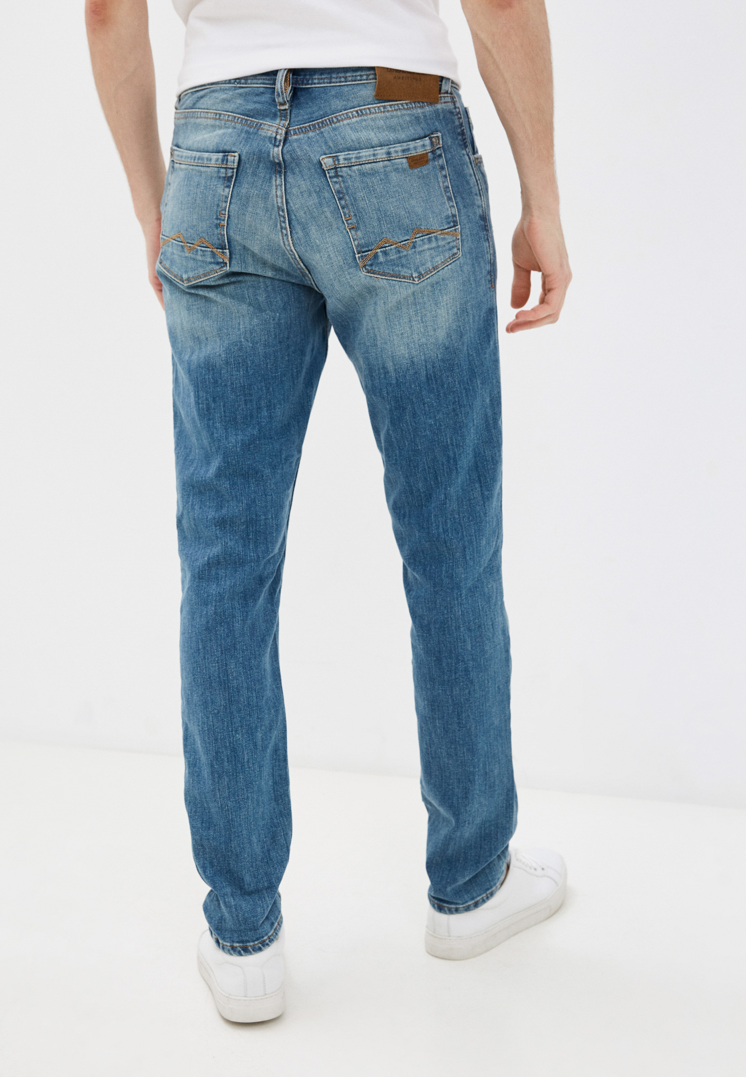Зауженные джинсы Blend (Бленд) 20711966: изображение 3