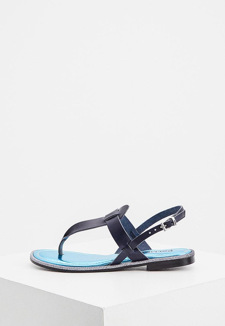 Женские сандалии Pollini SA16491G0ATV0707
