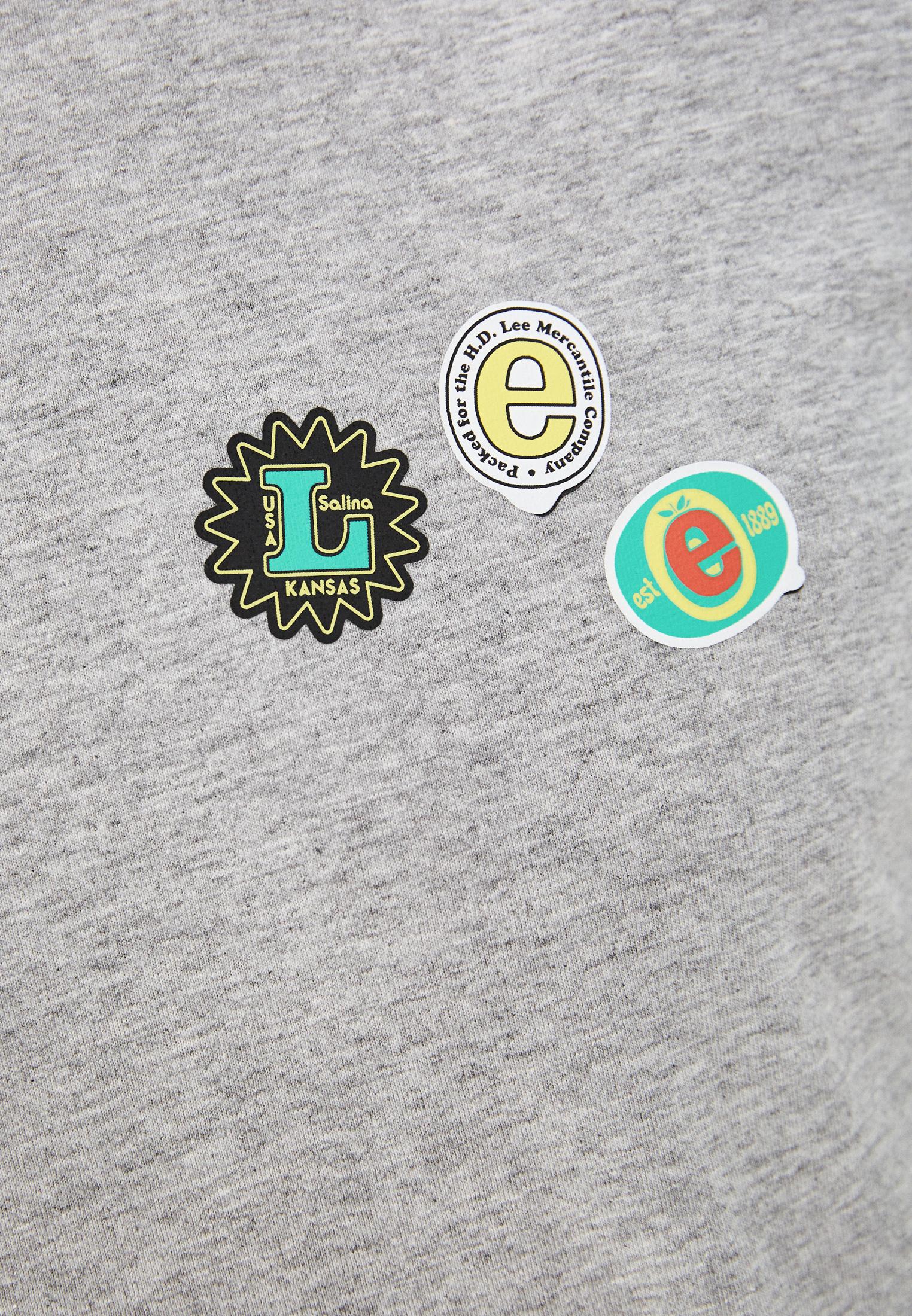 Футболка с коротким рукавом Lee (Ли) L63LFE37: изображение 7