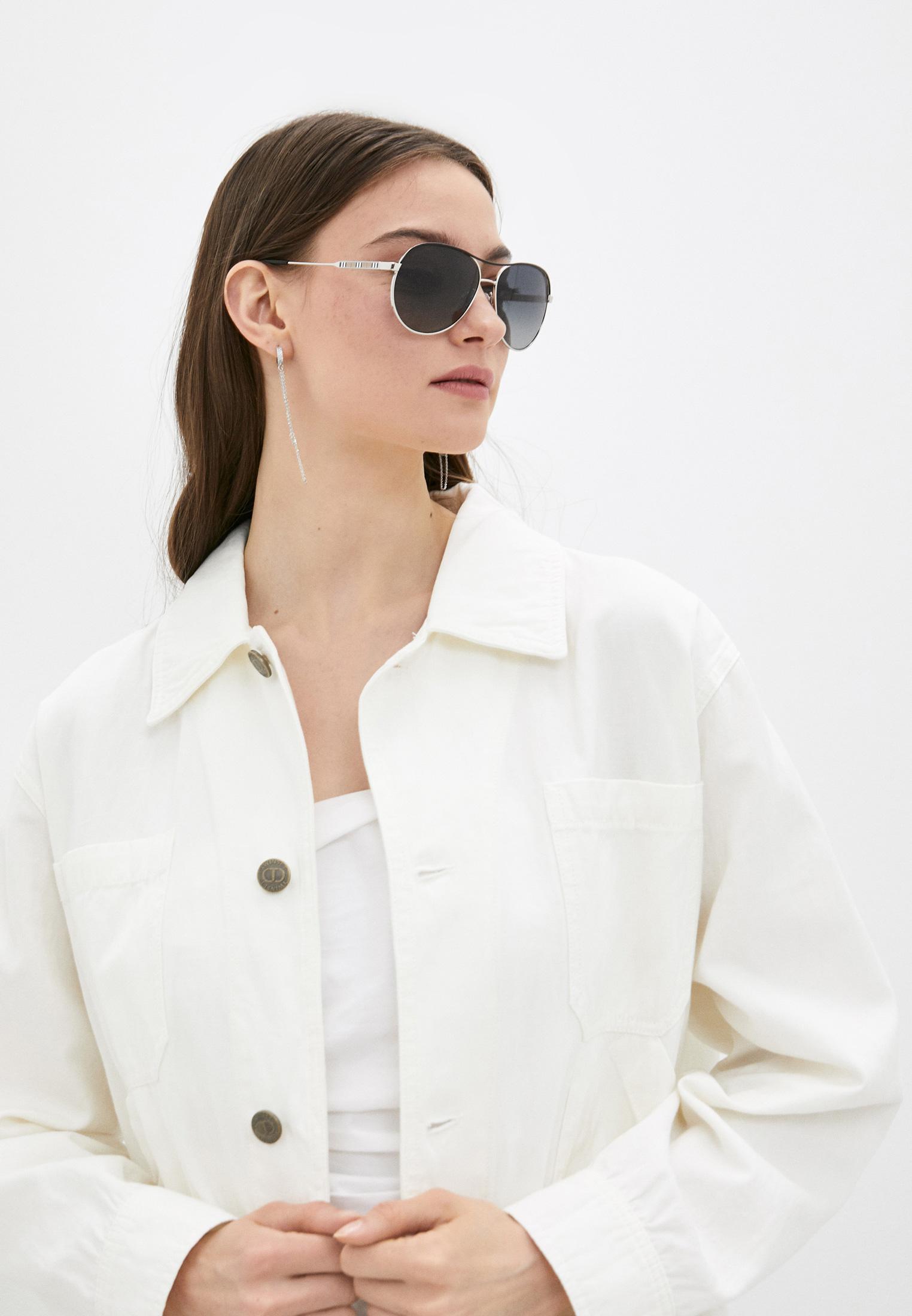 Женские солнцезащитные очки Burberry 0BE3122: изображение 8