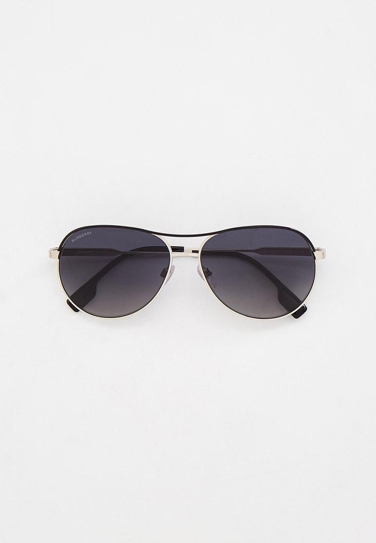 Женские солнцезащитные очки Burberry 0BE3122: изображение 9