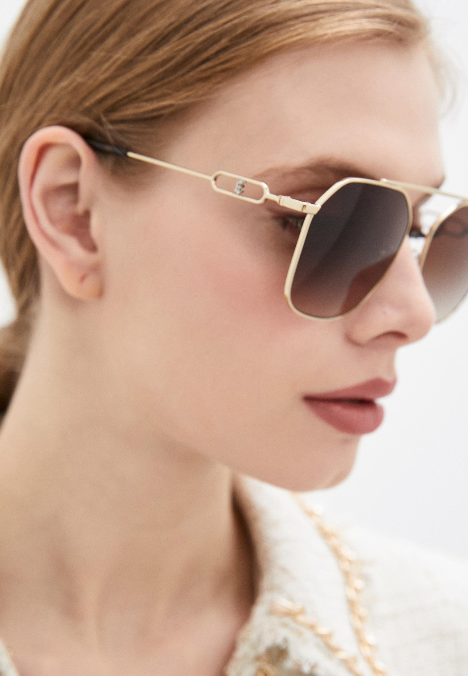 Женские солнцезащитные очки Burberry 0BE3124
