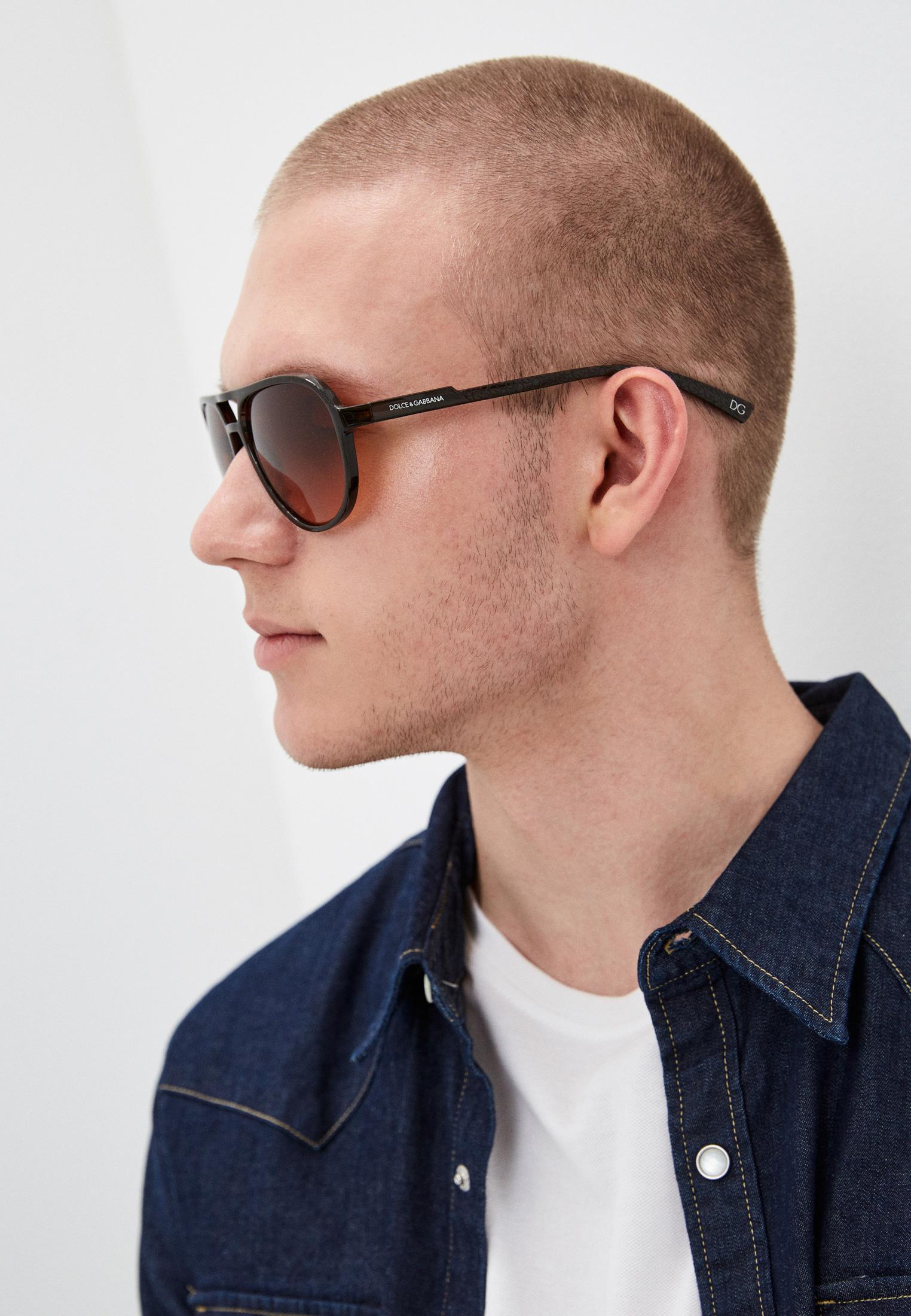 Мужские солнцезащитные очки Dolce&Gabbana 0DG6150