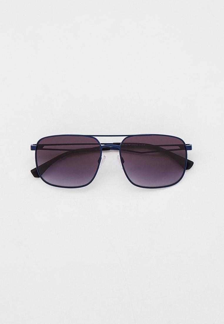 Мужские солнцезащитные очки Emporio Armani 0EA2106