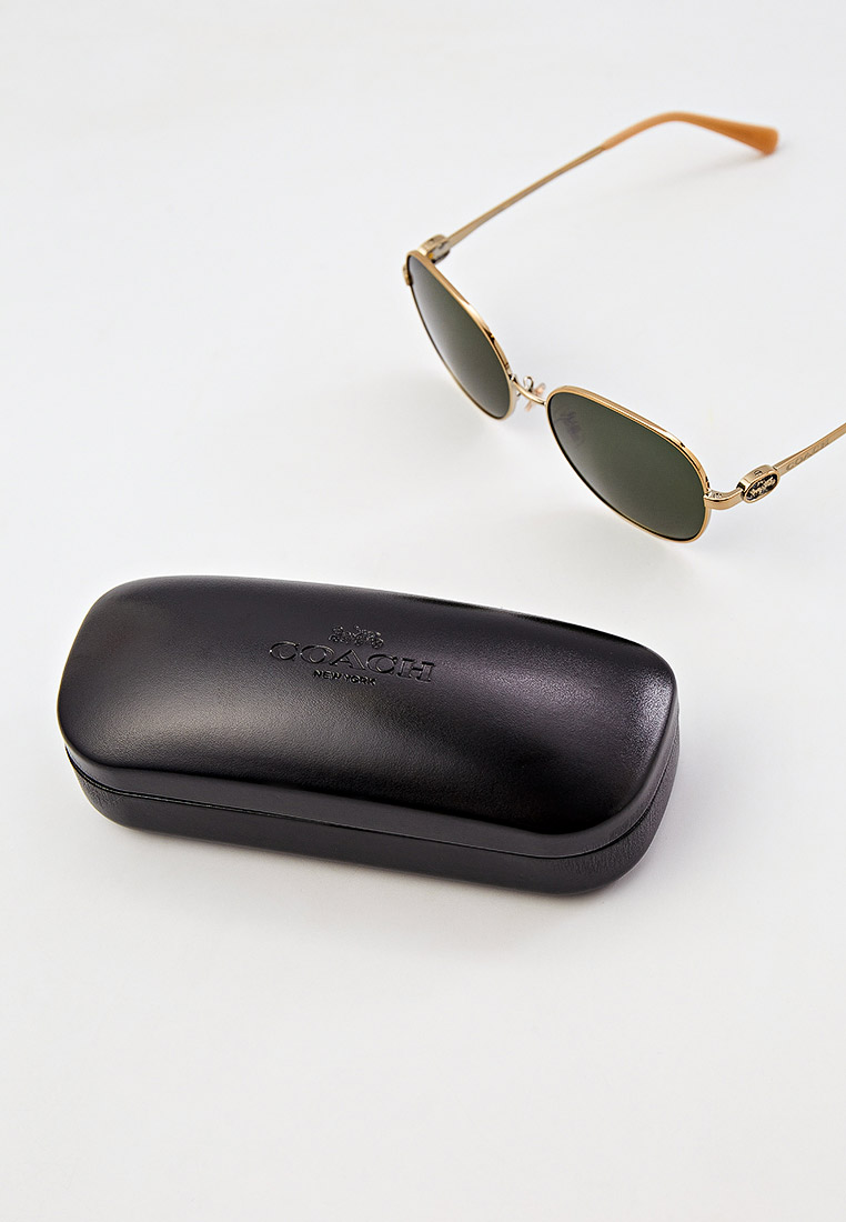 Женские солнцезащитные очки Coach 0HC7123: изображение 6