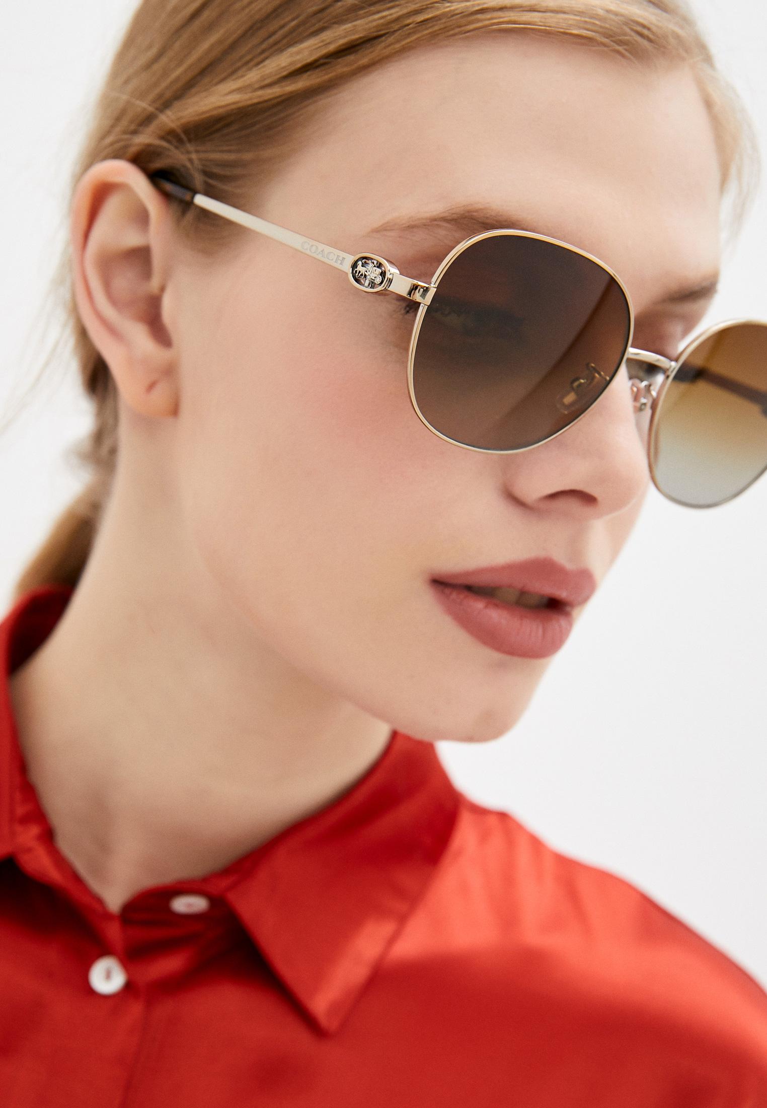 Женские солнцезащитные очки Coach 0HC7123: изображение 1