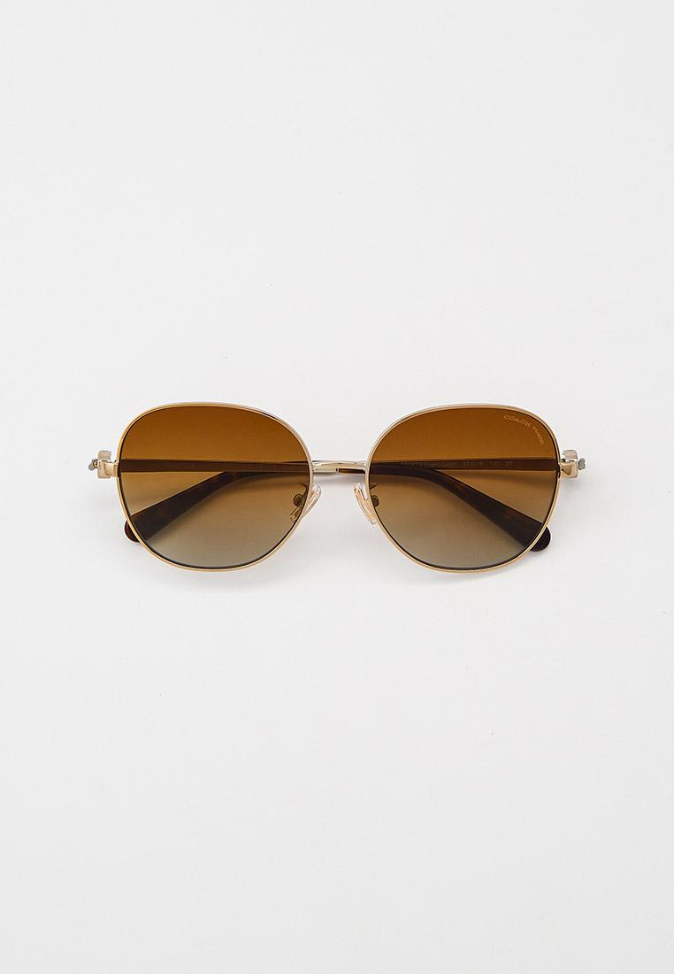 Женские солнцезащитные очки Coach 0HC7123: изображение 3
