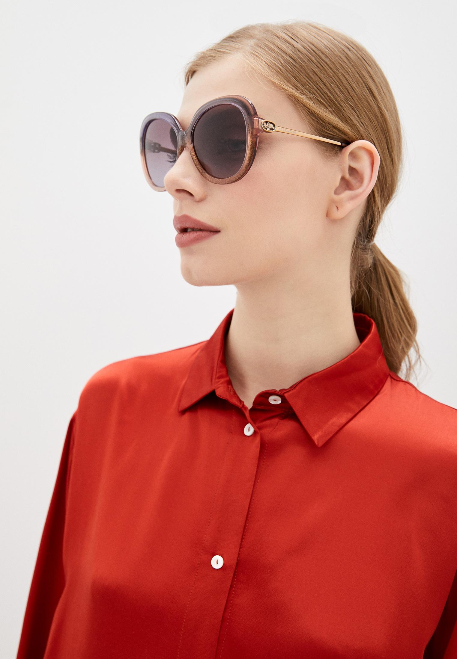 Женские солнцезащитные очки Coach 0HC8314: изображение 2