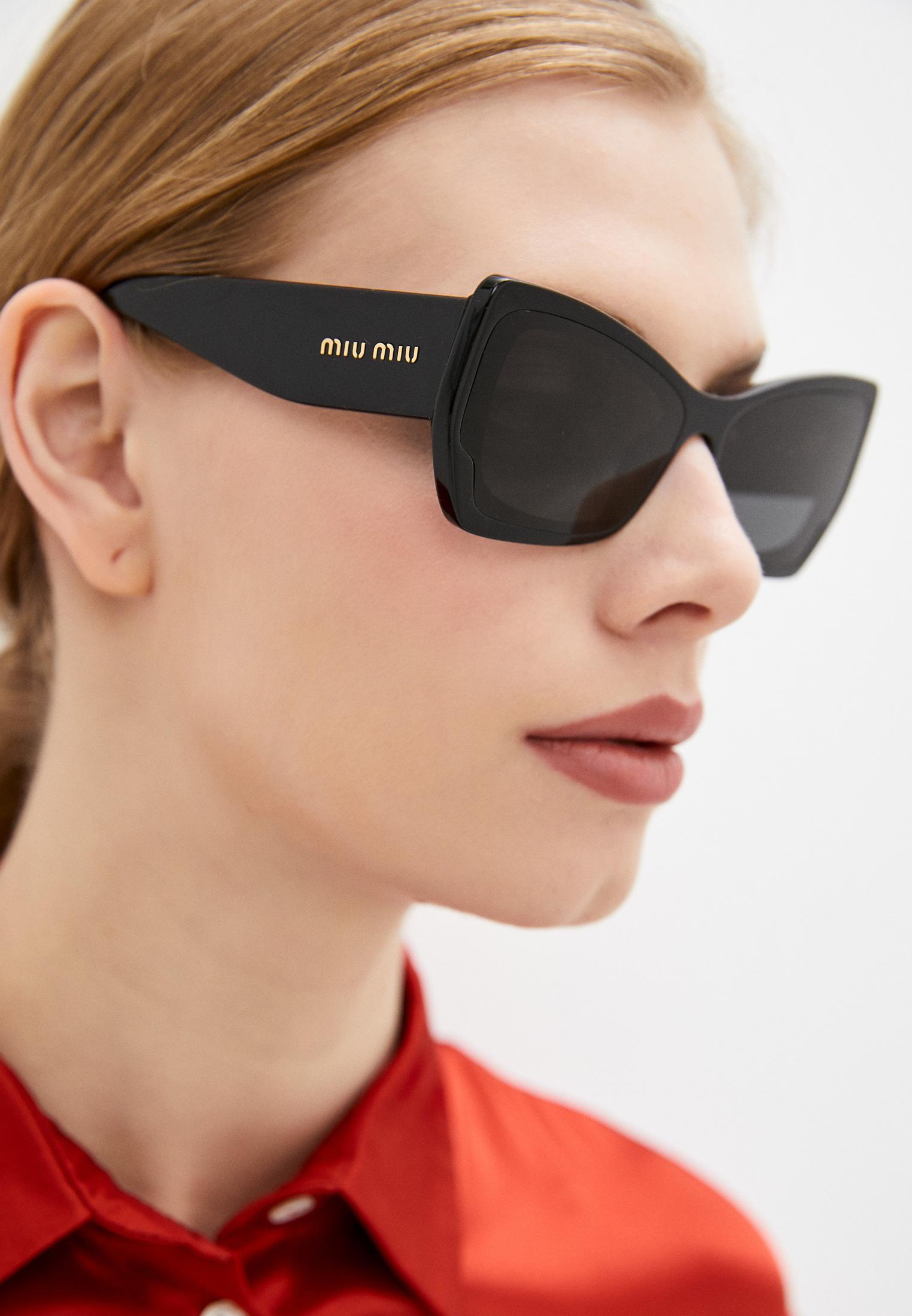 Женские солнцезащитные очки Miu Miu 0MU 07XS
