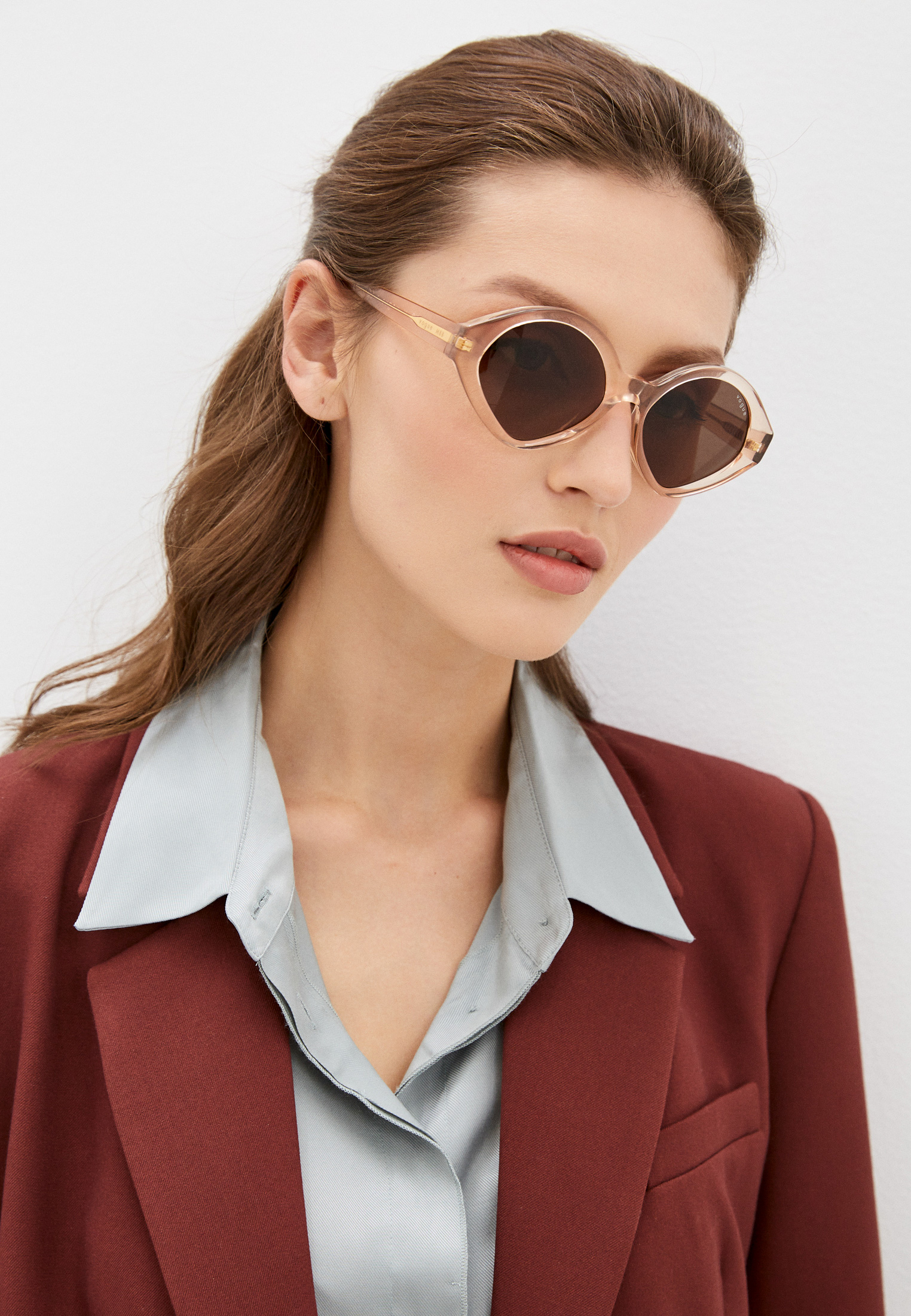 Женские солнцезащитные очки Vogue® Eyewear 0VO5394S