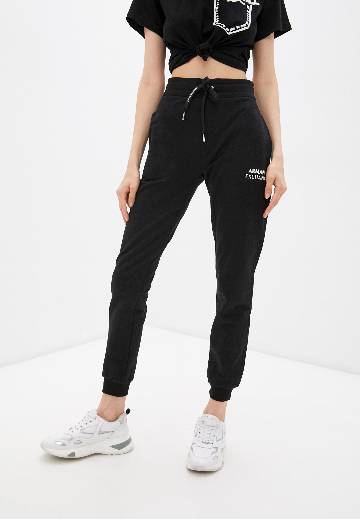 Женские спортивные брюки Armani Exchange 3KYP79 YJ9QZ