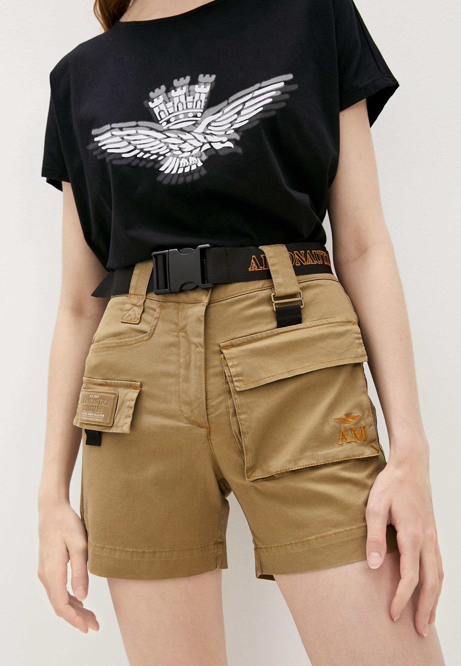 Женские повседневные шорты Aeronautica Militare BE131DCT2868