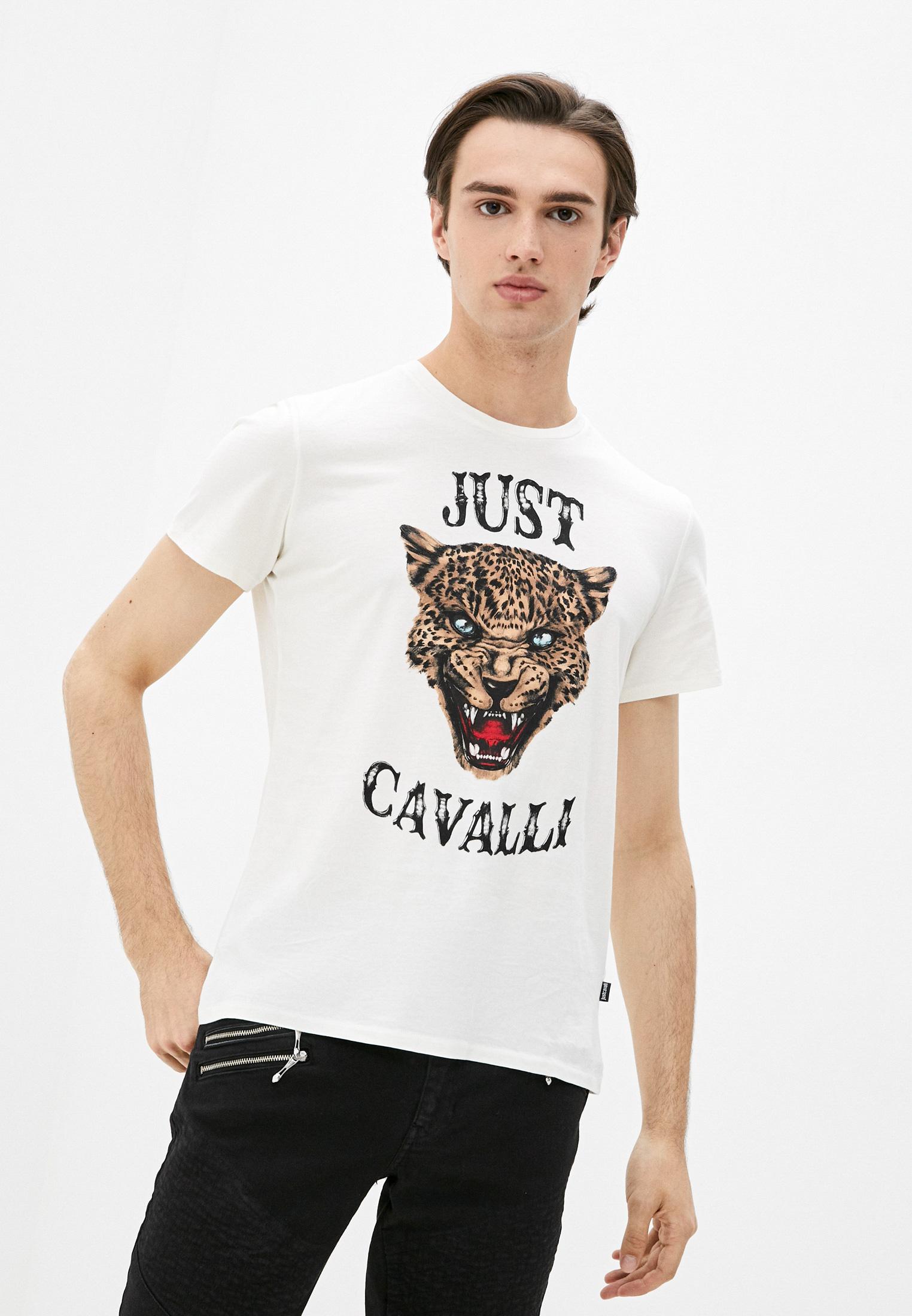 Футболка Just Cavalli (Джаст Кавалли) S01GC0419 N20663