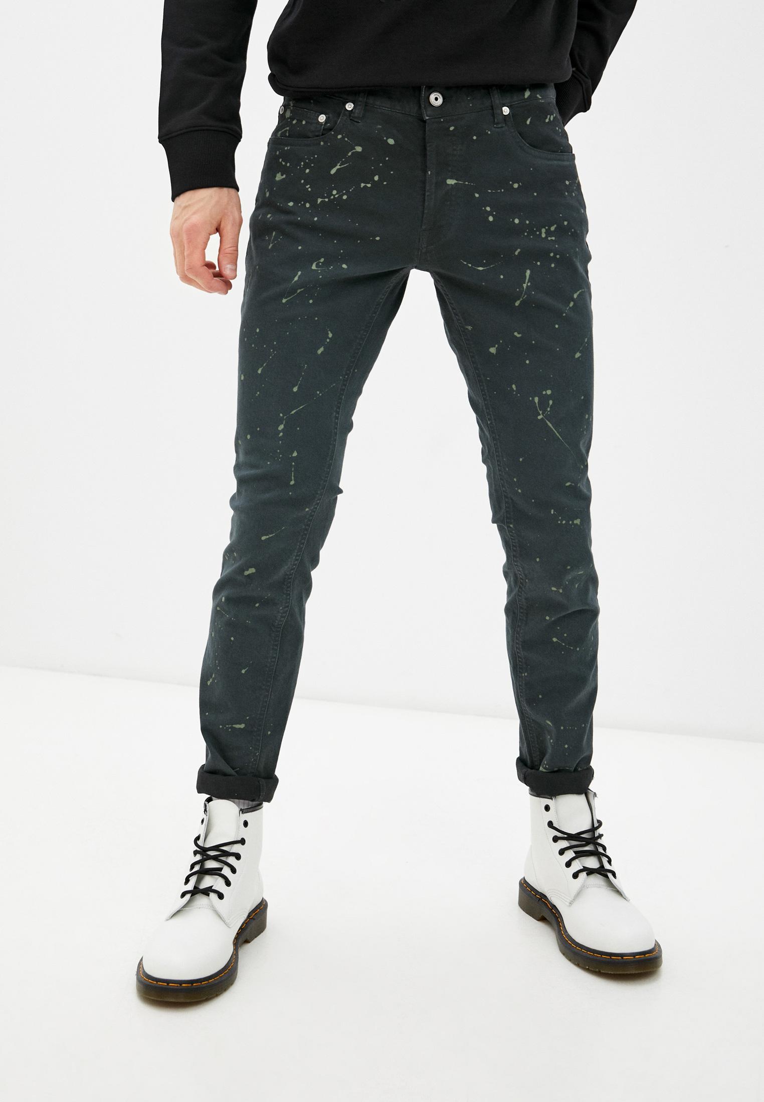 Мужские прямые джинсы Just Cavalli (Джаст Кавалли) S01LA0091 N31635